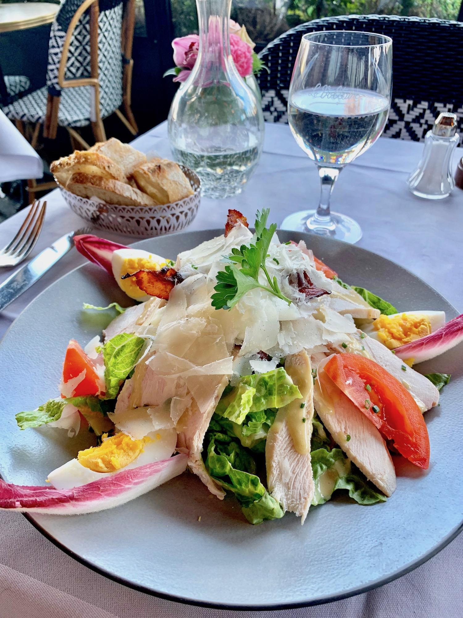 Le Voltaire Caesar Salad