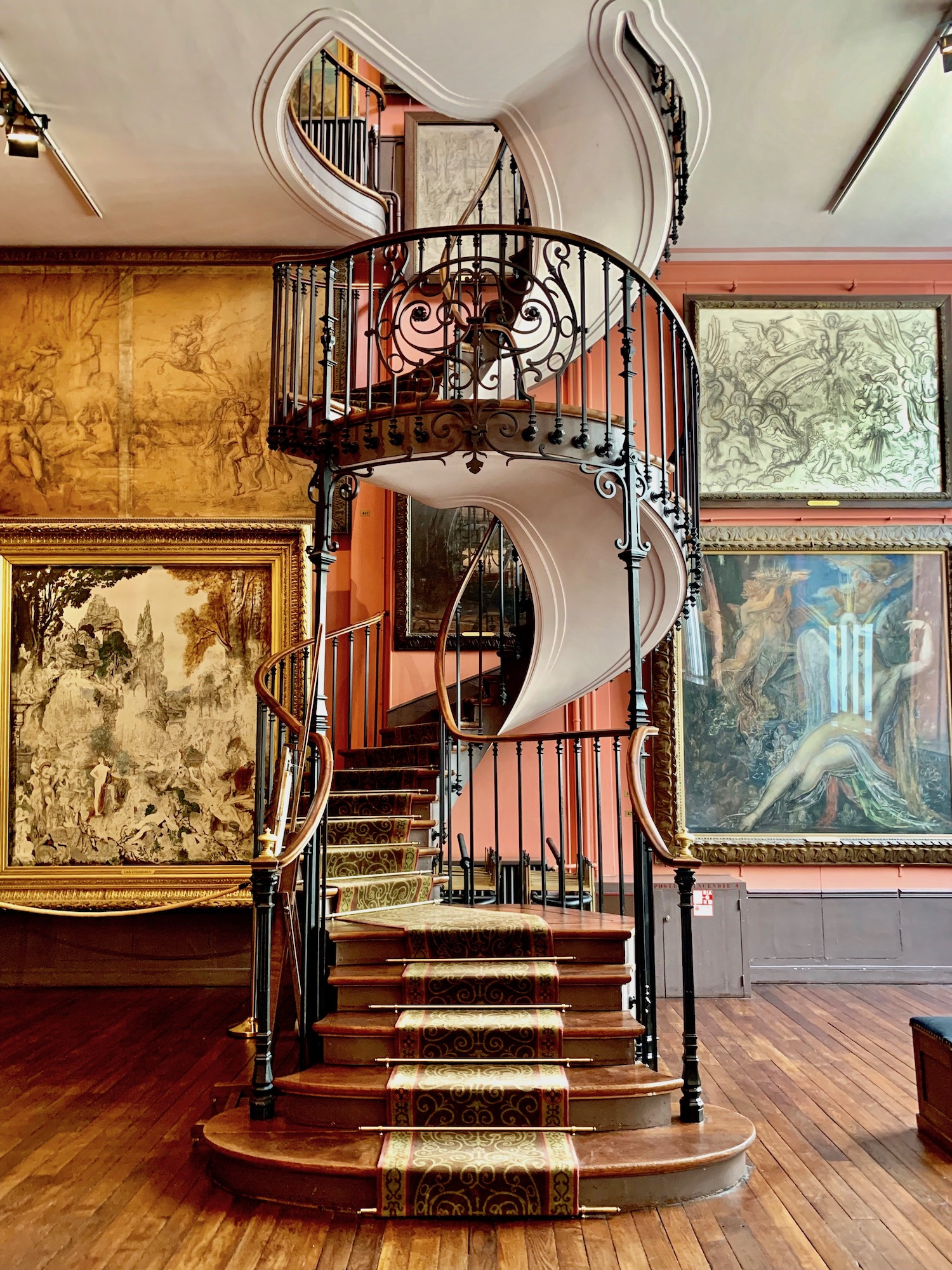 Musee National Gustave Moreau Paris