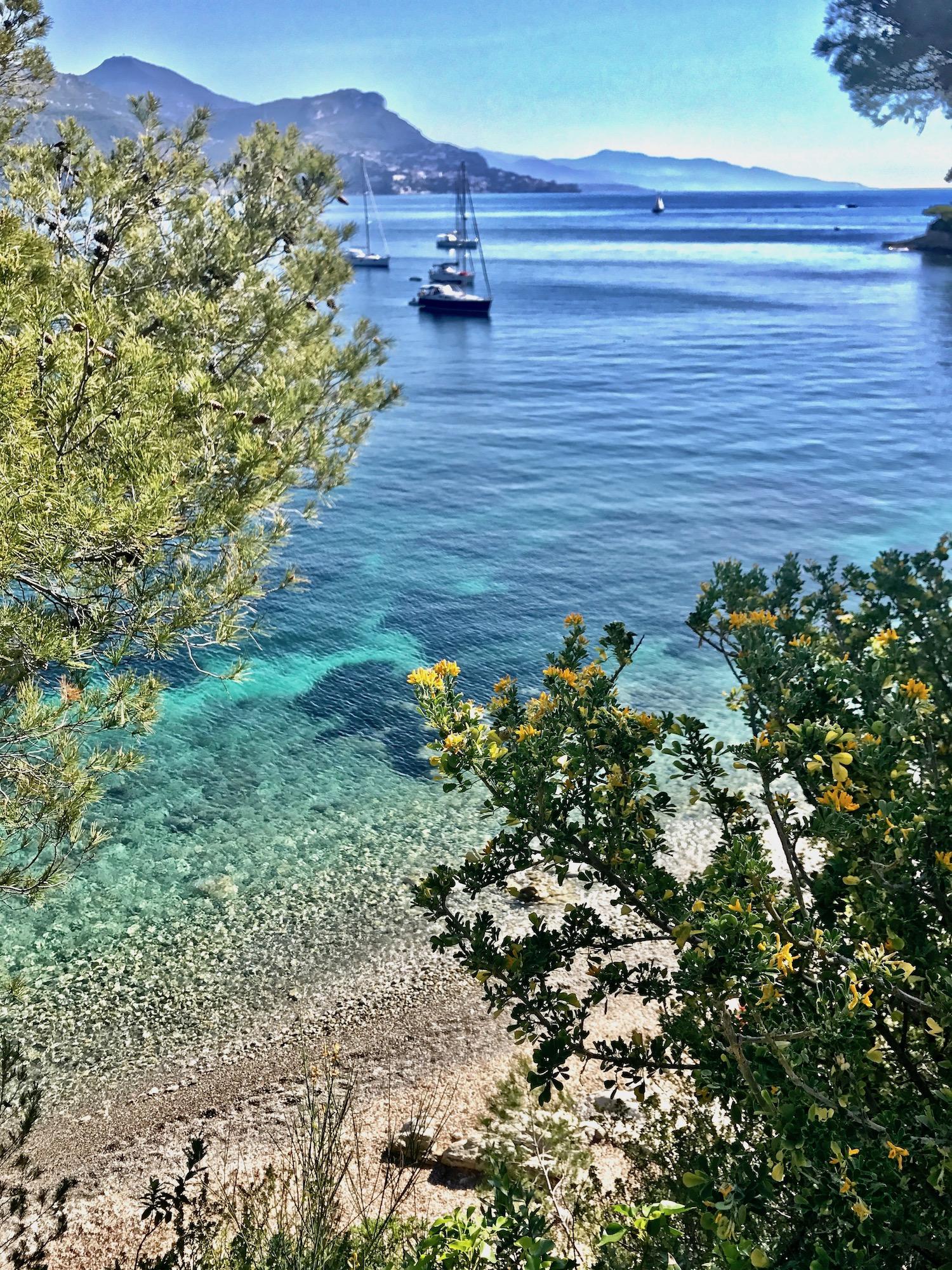 Saint-Jean-Cap-Ferrat water