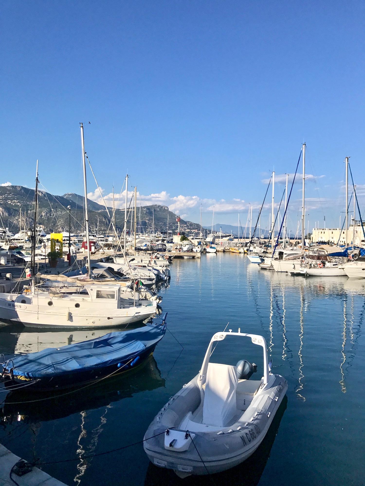 Saint-Jean-Cap-Ferrat Port