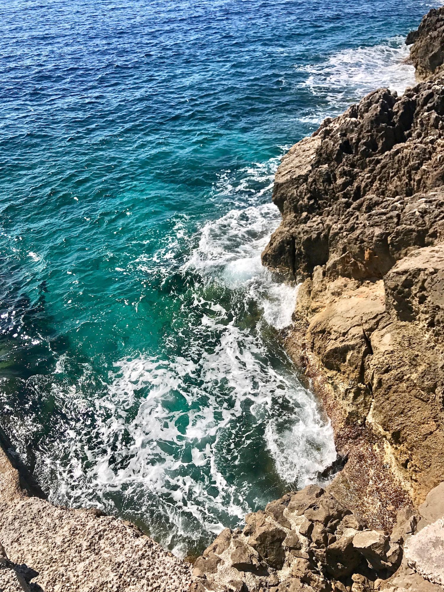 Saint-Jean-Cap-Ferrat ocean