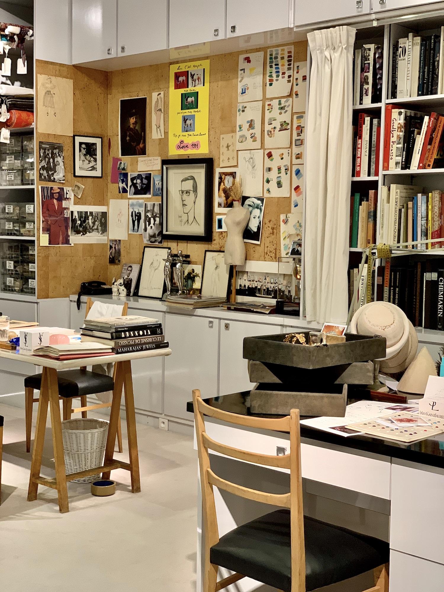 Musée Yves Saint Laurent Atelier