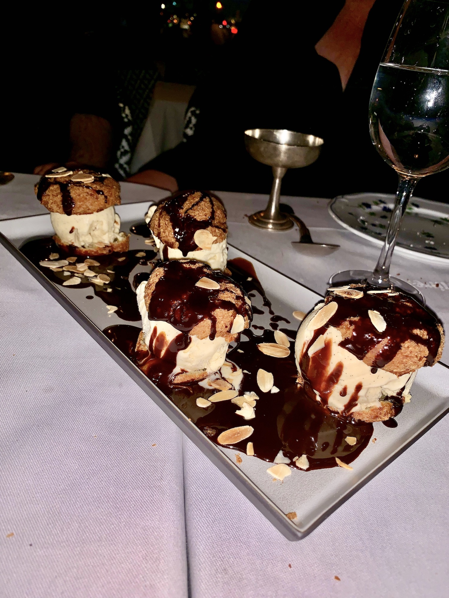 Best of 2019 Le Voltaire Profiteroles