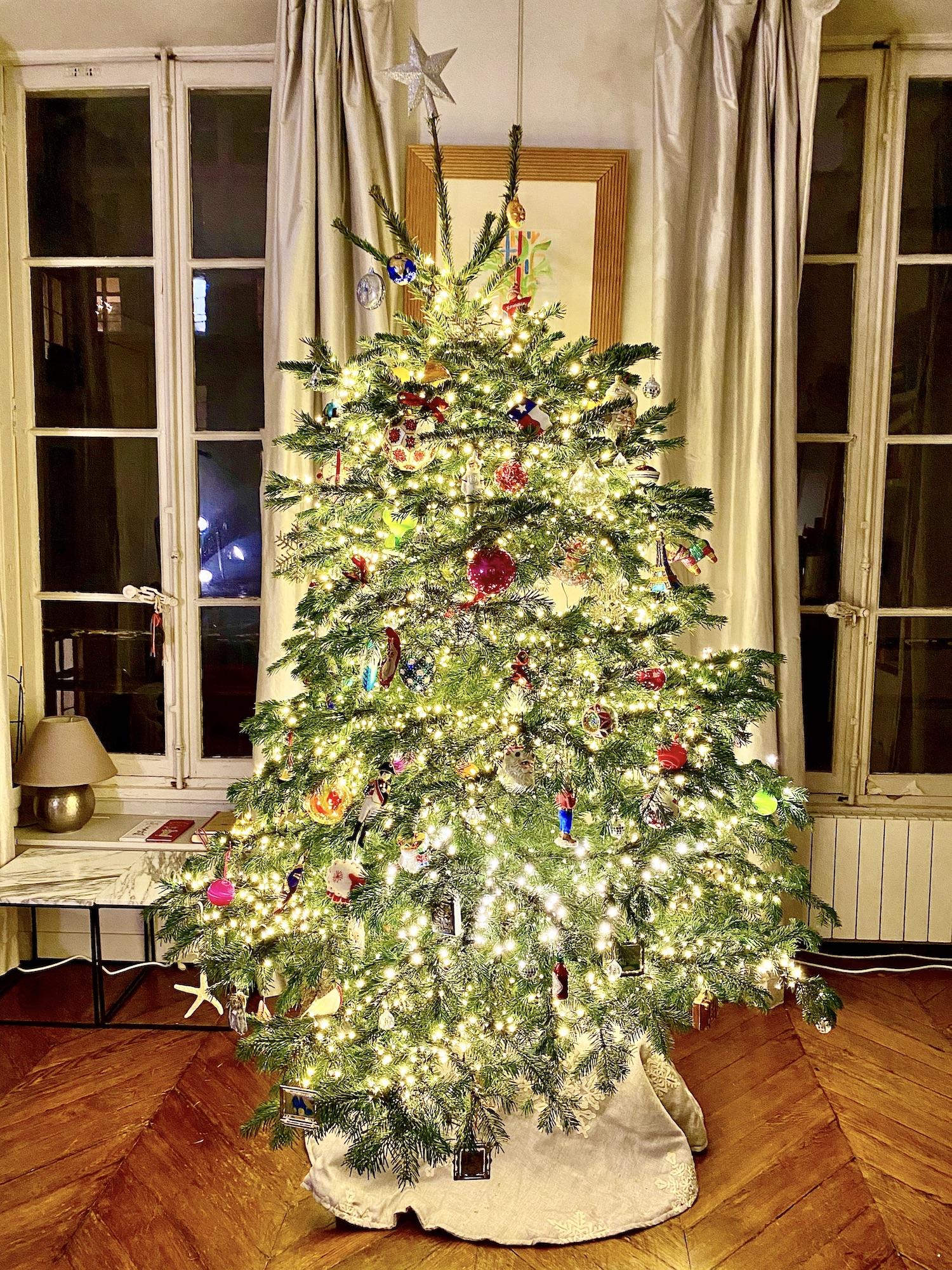 Christmas in Paris 2019