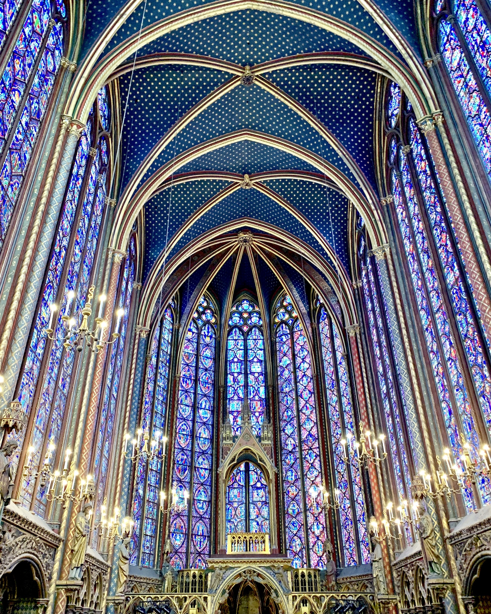 Christmas in Paris Things to See and Do Sainte Chappelle