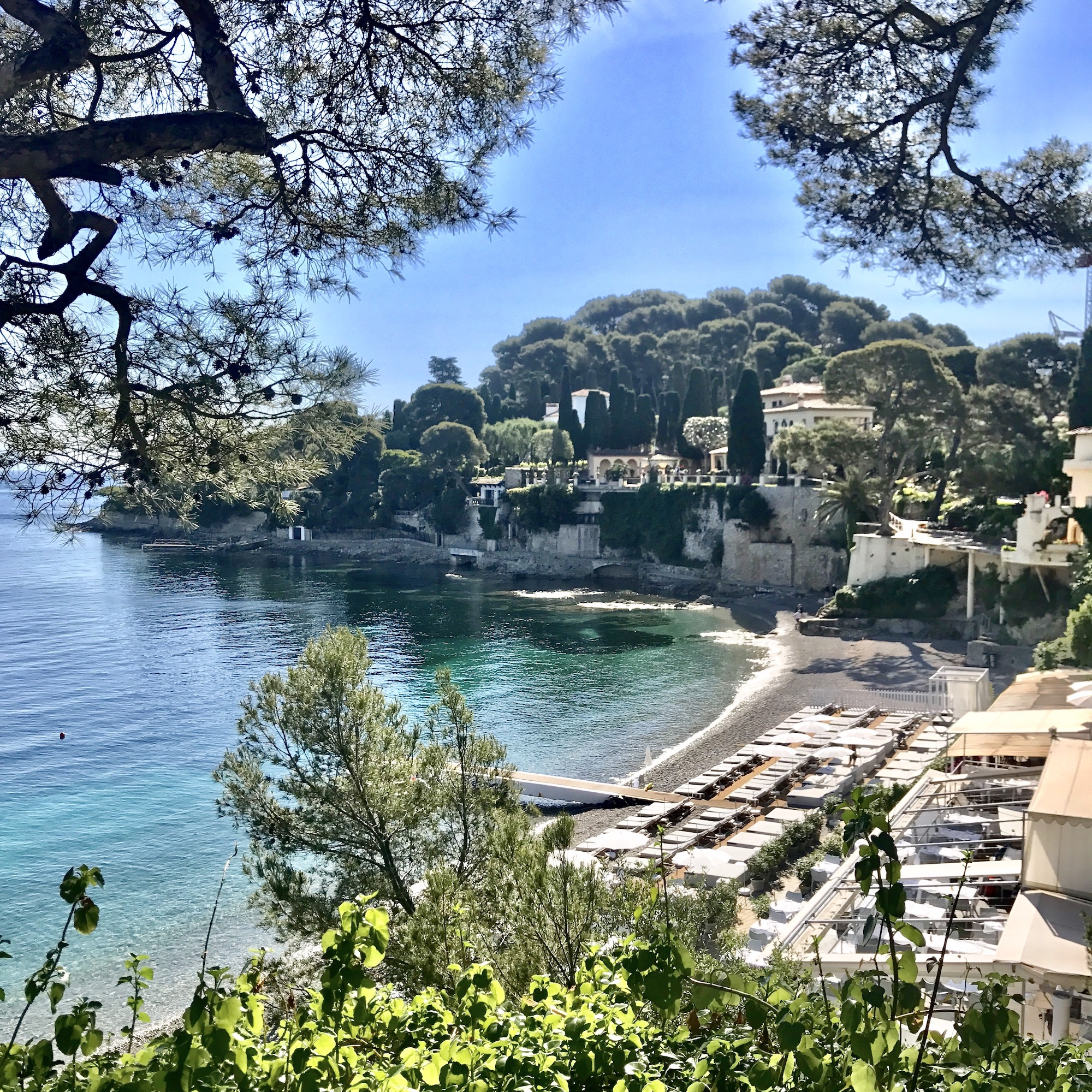 The French Riviera during spring time. If you're looking for a luxury travel advisor to help with your France trip planning, I can help.