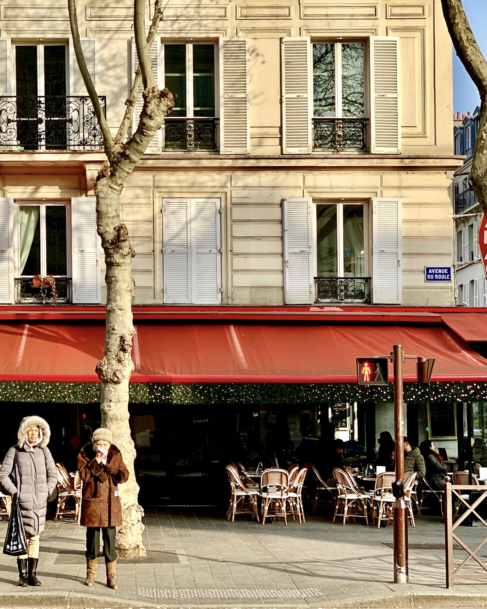 Le Marly Neuilly cafe