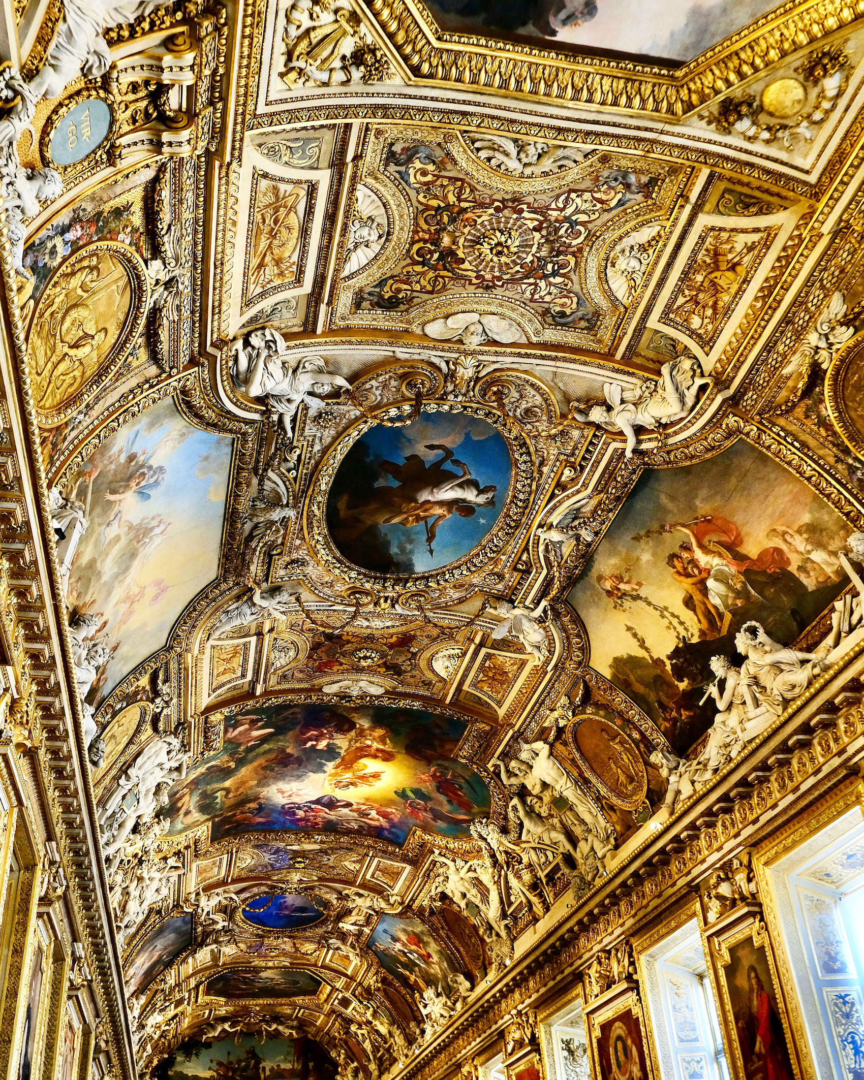 Galerie d'Apollon at Musée du Louvre