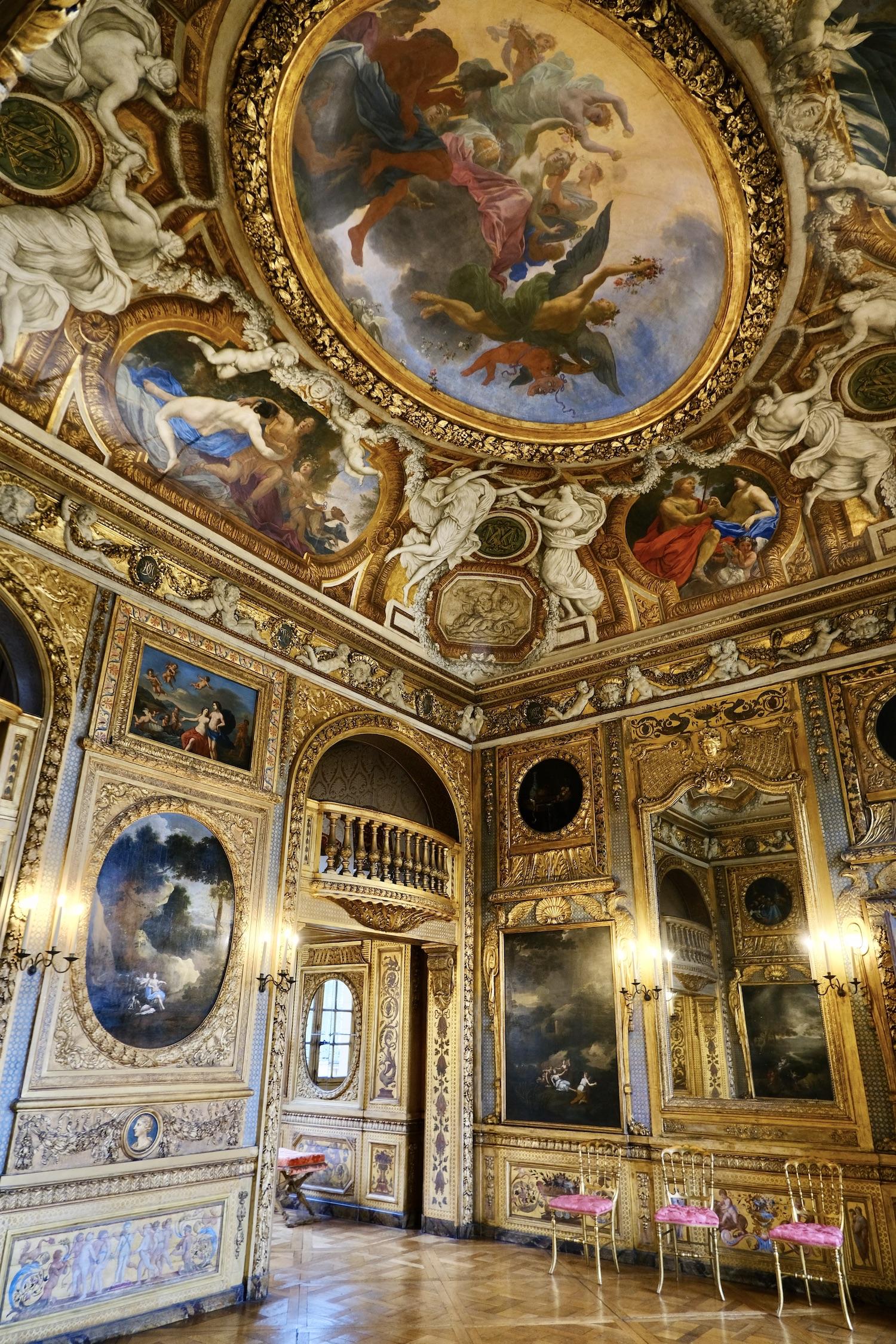 Hôtel de Lauzun Music Room Five Friday Finds from France