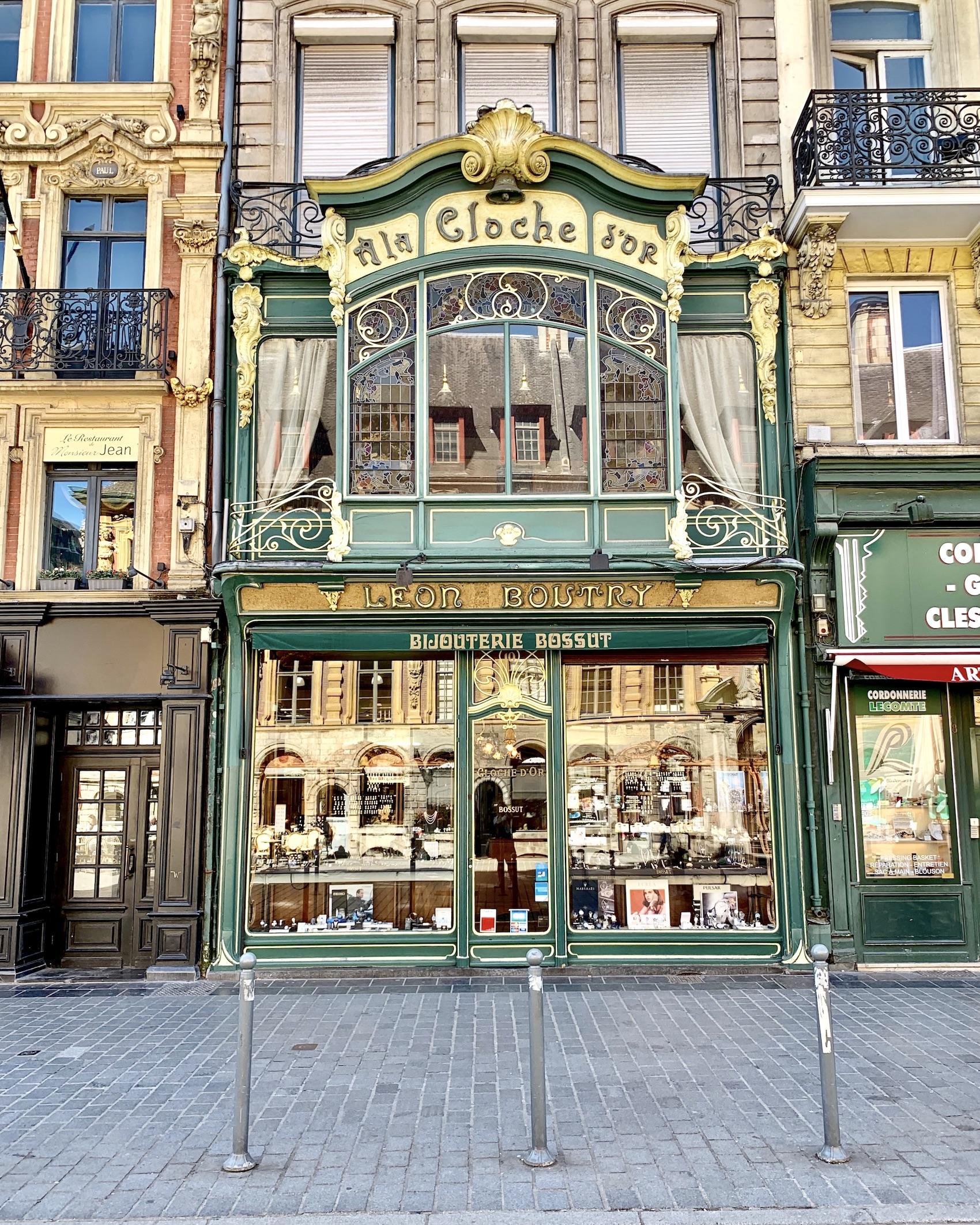 La Grand'Place Vieux-Lille