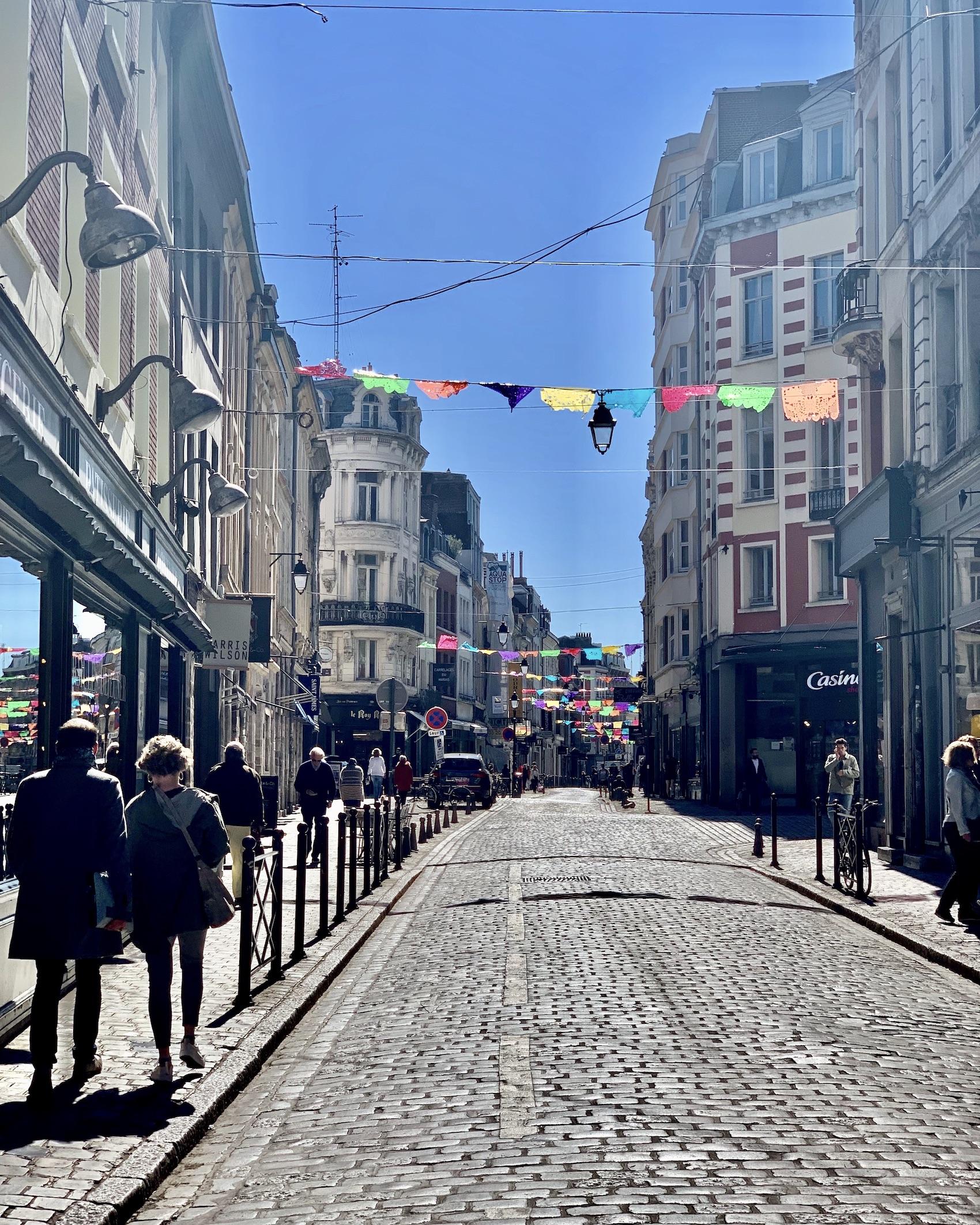 Eldorado Lille Street Flags