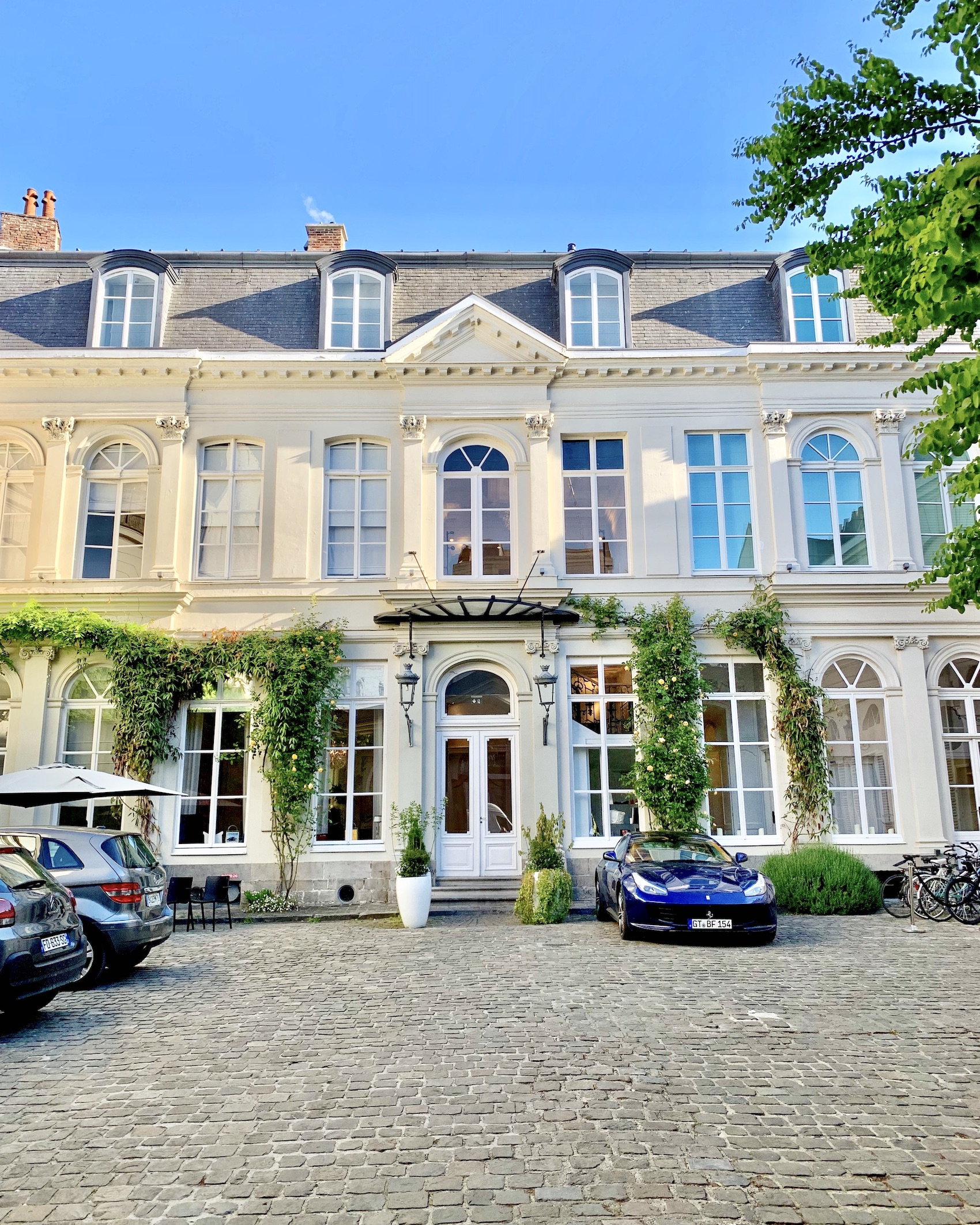 Two Days in Lille Hotel Clarance