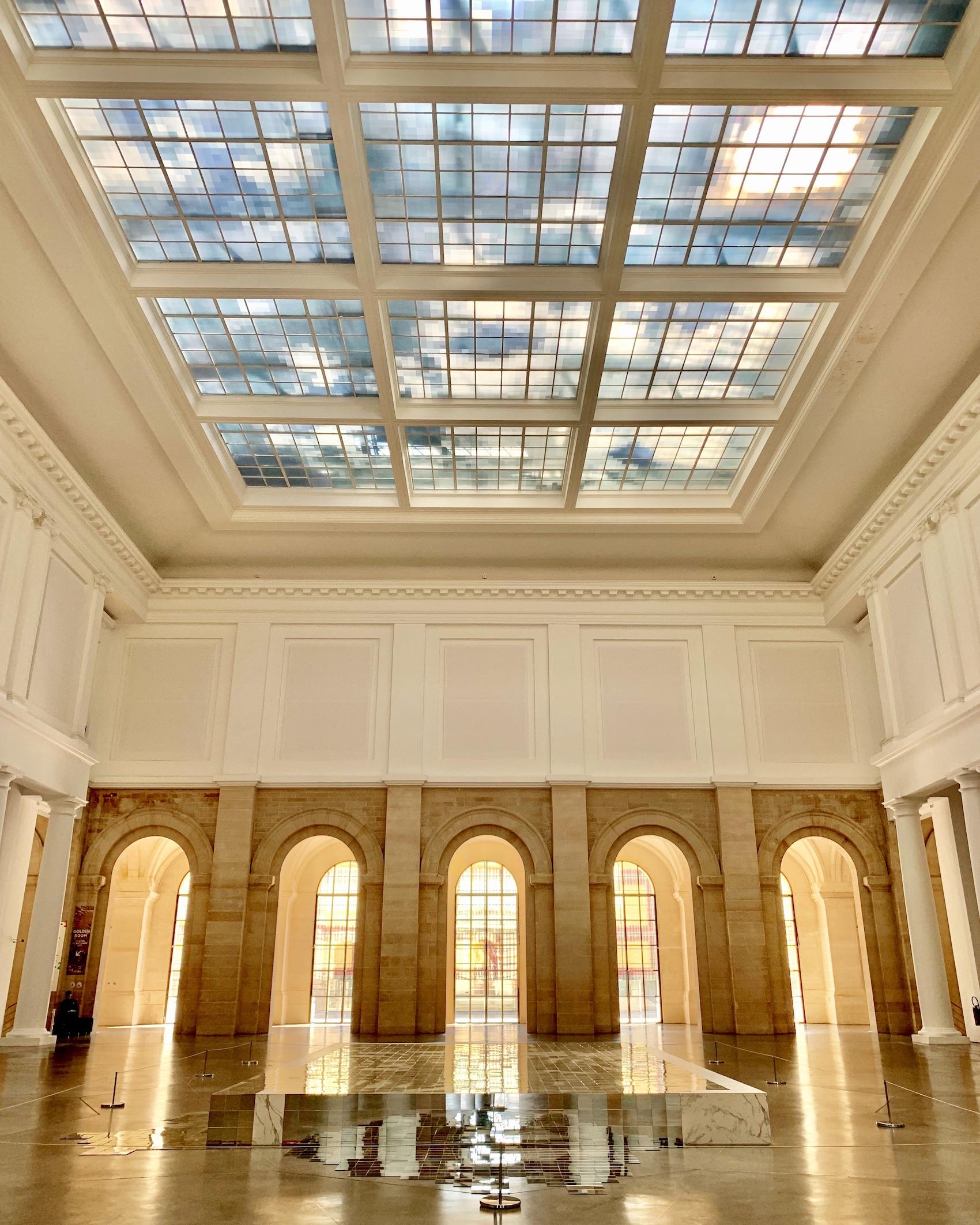 Le Palais des Beaux Arts Interior