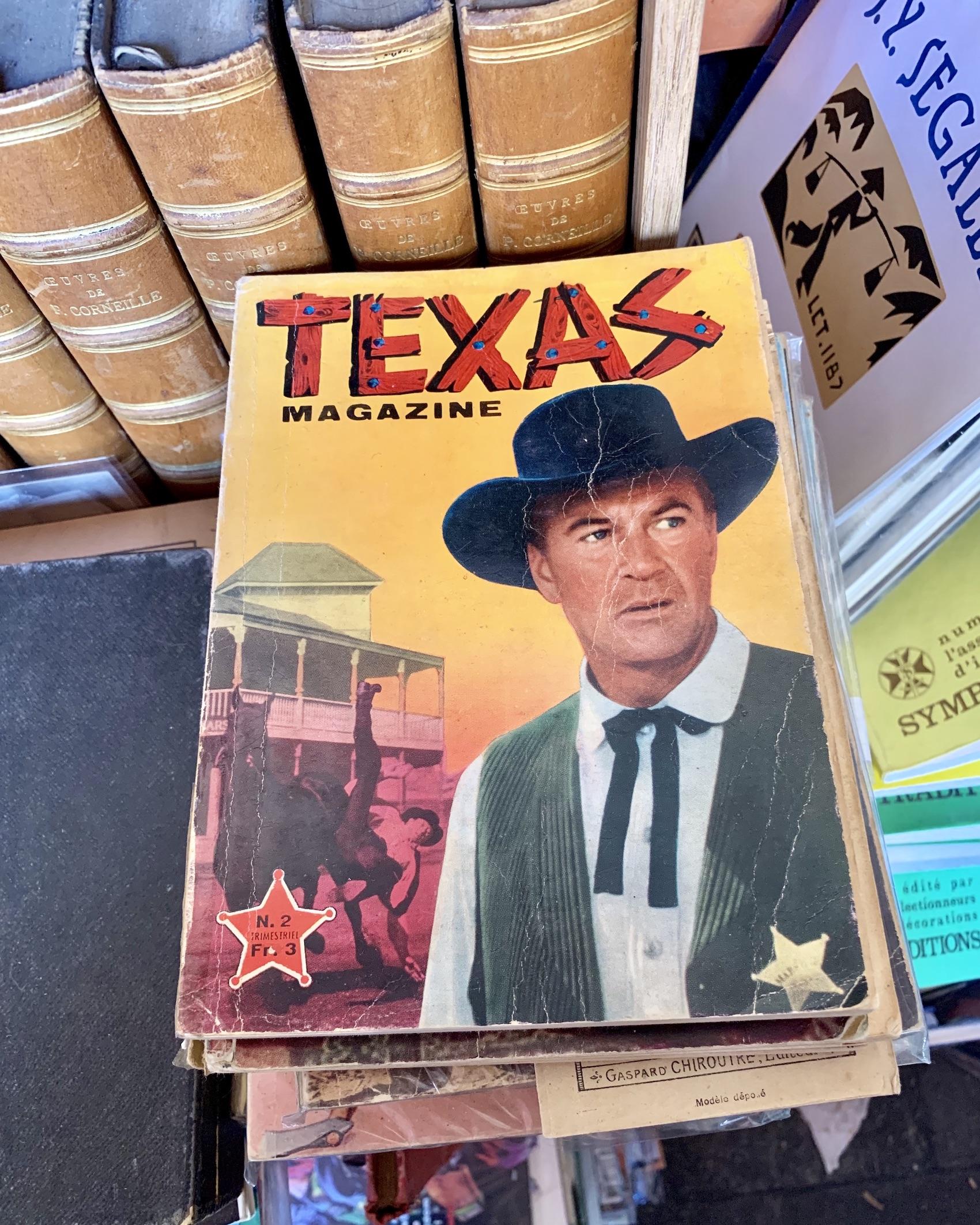 Texas Magazine Vieille Bourse
