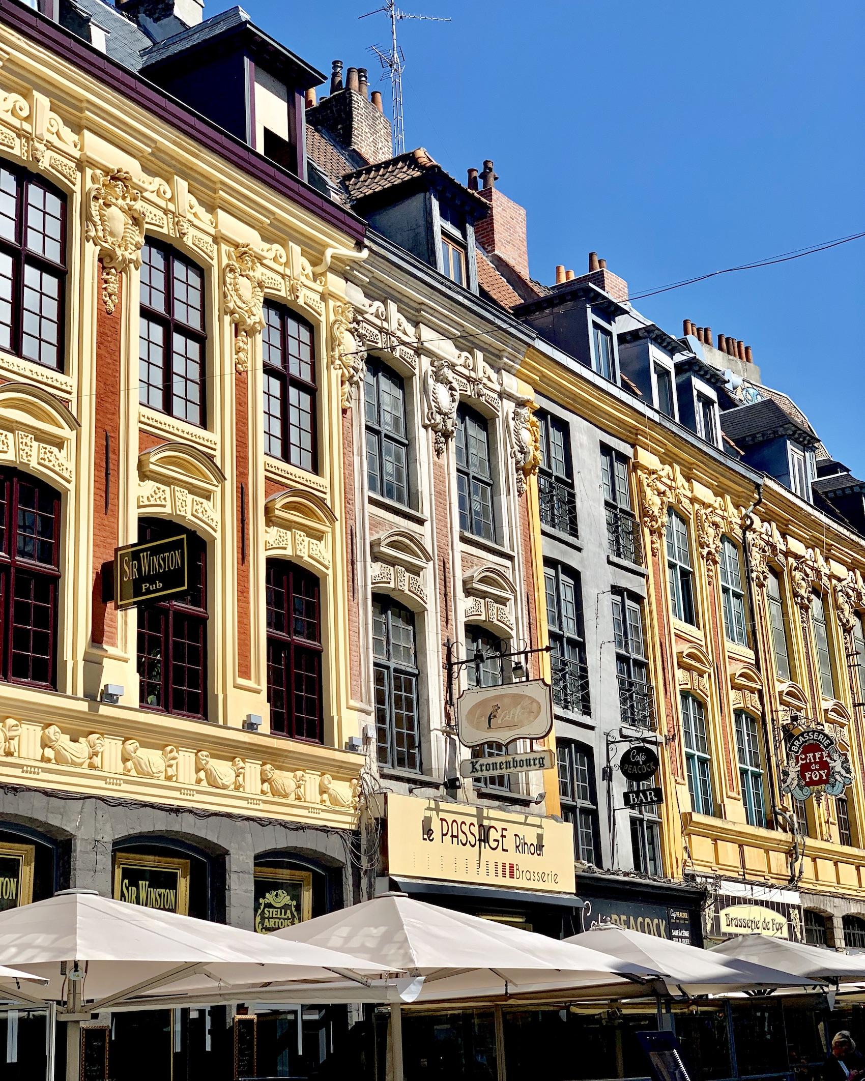 Vieux-Lille Architecture