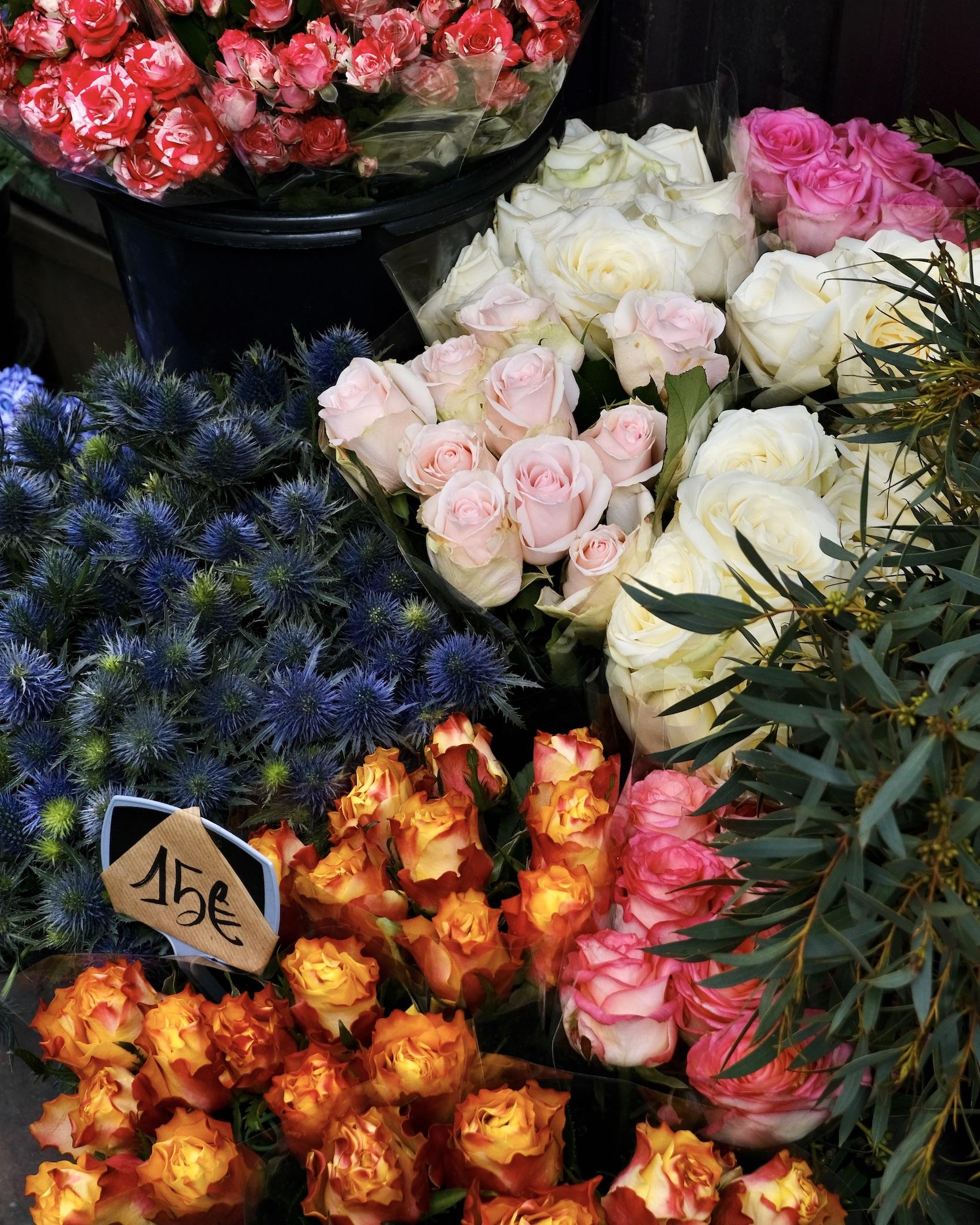 Sanjina Fleurs Paris