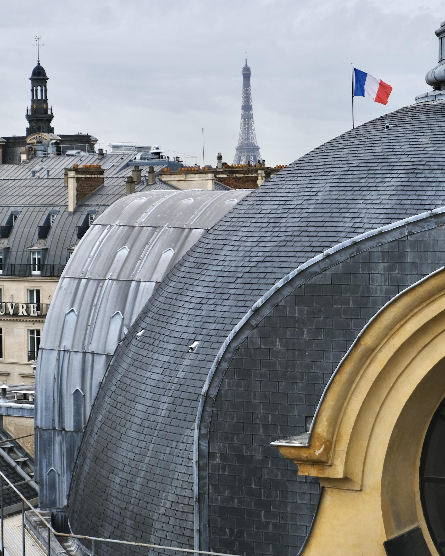 Best Paris panoramic view