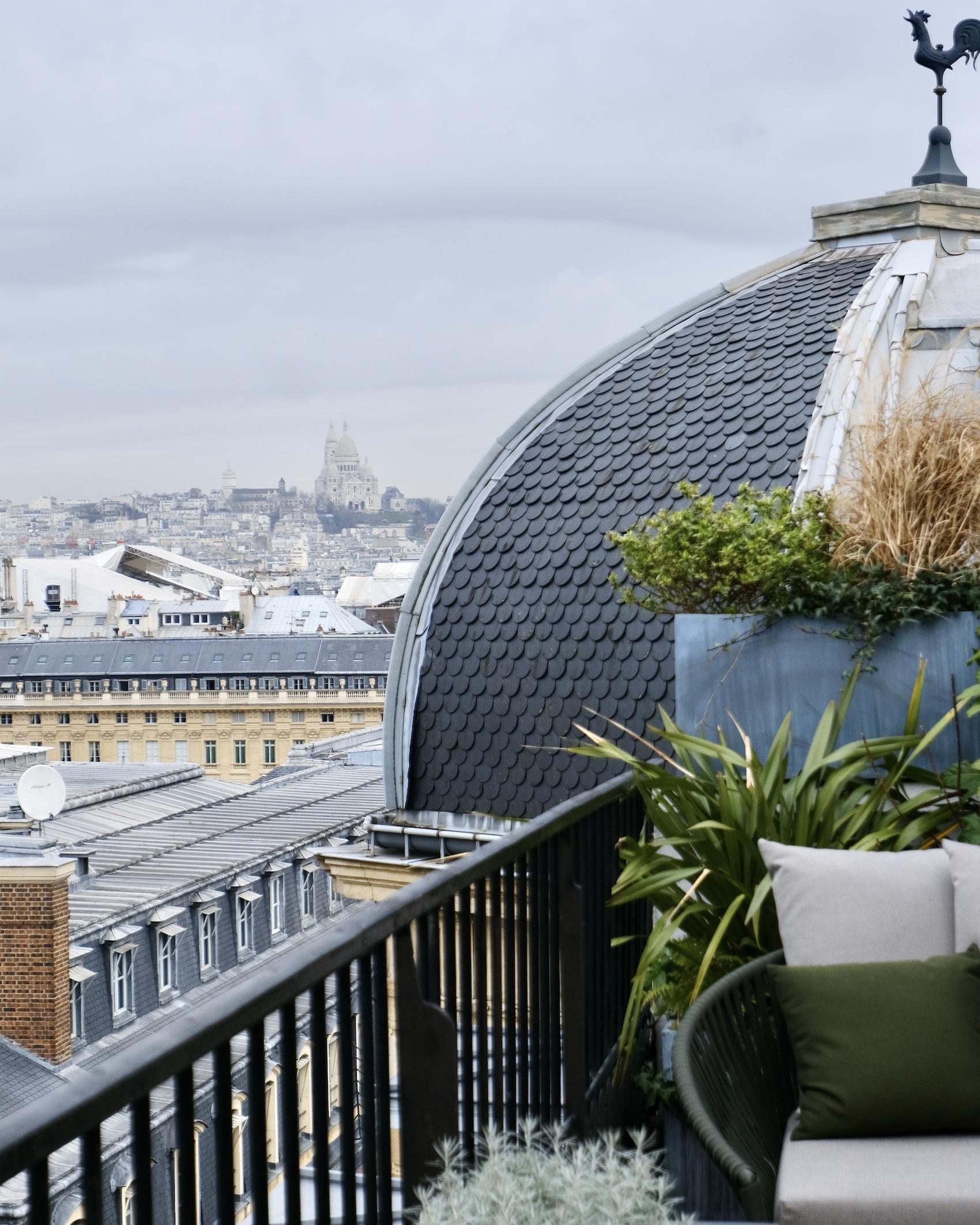 Pretty Paris Panoramic View