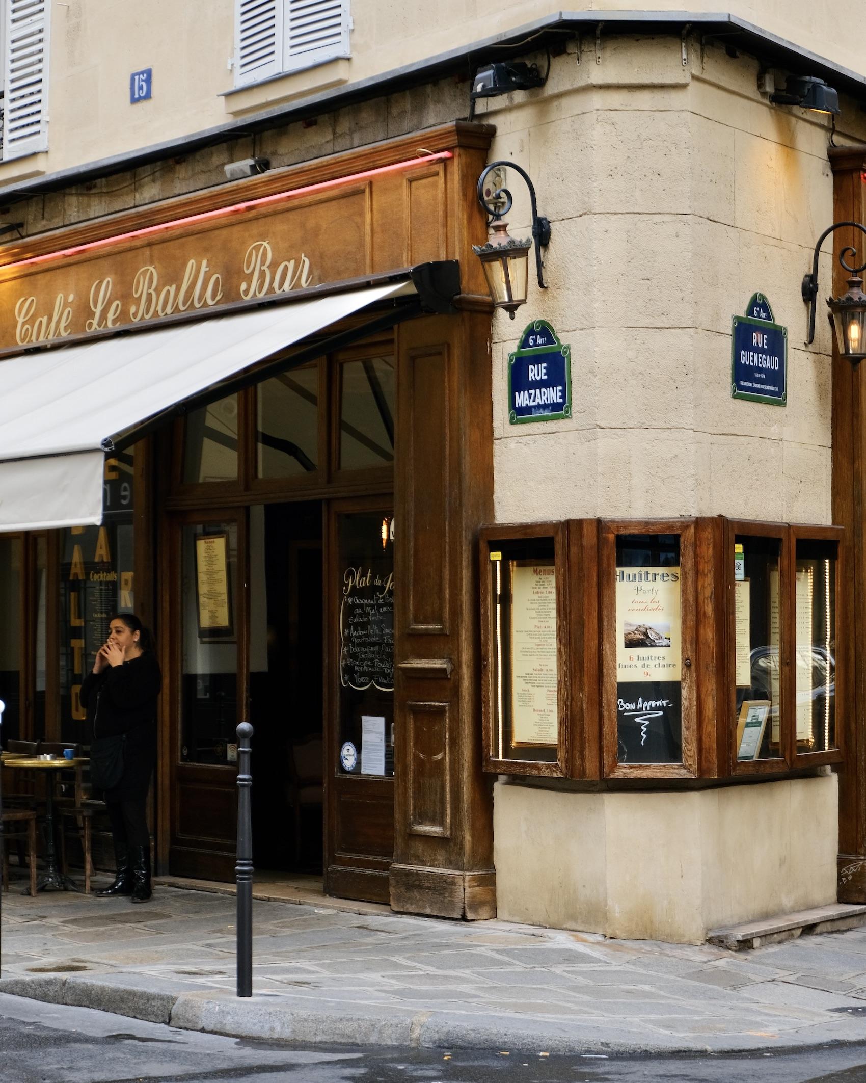 Five Friday Finds from France Le Balto Saint-Germain Paris