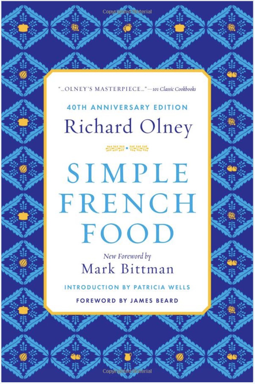 Simple French Food Cookbook