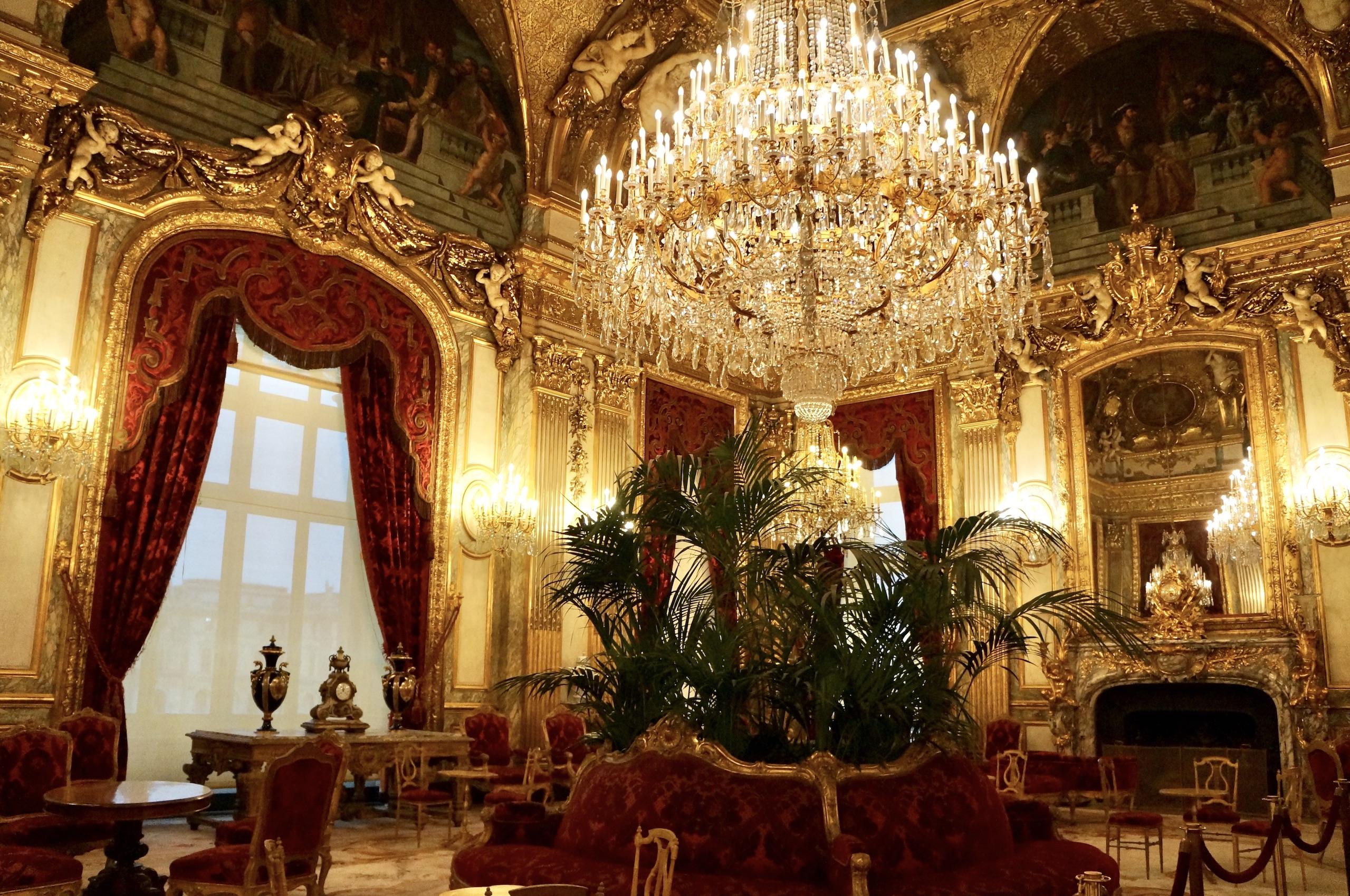Grand Salon Napoleon III Apartments