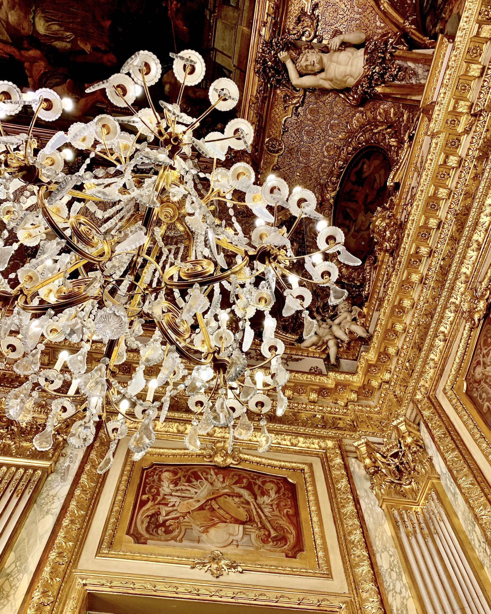 Louis XIV Style decor