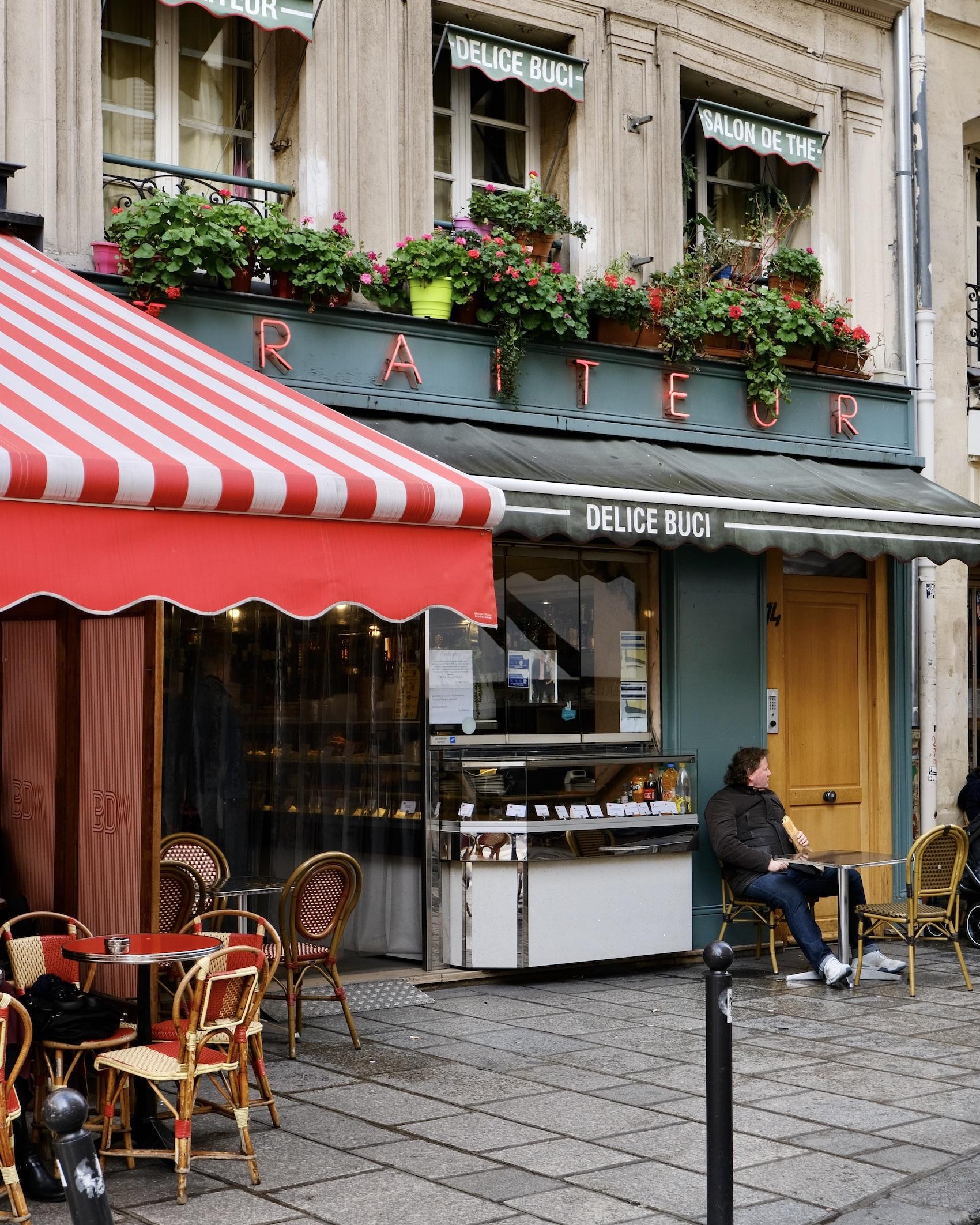 When People Don't Like Paris Saint-Germain-des-Prés