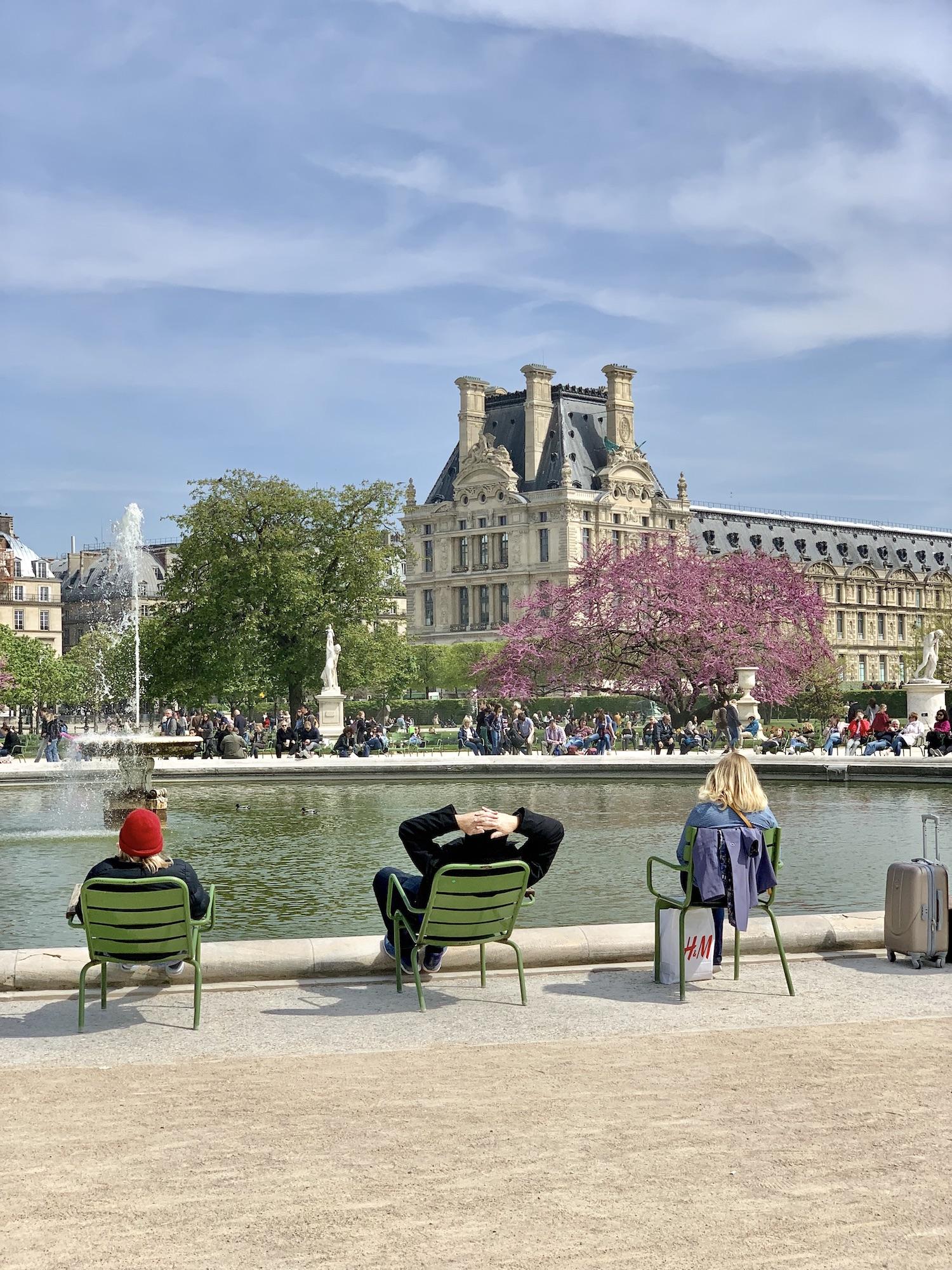 Tuileries Spring