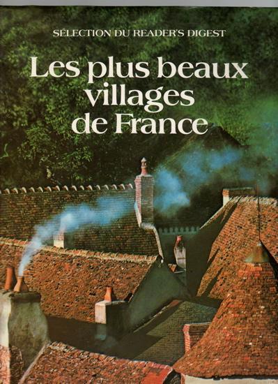 Les Plus Beaux Villages de France Book