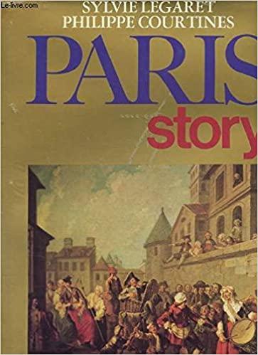 Paris Story Book