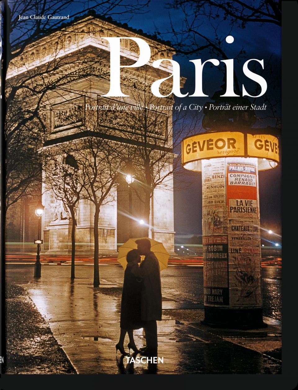 Favorite Coffee Table books about France Paris: Portrait of a City