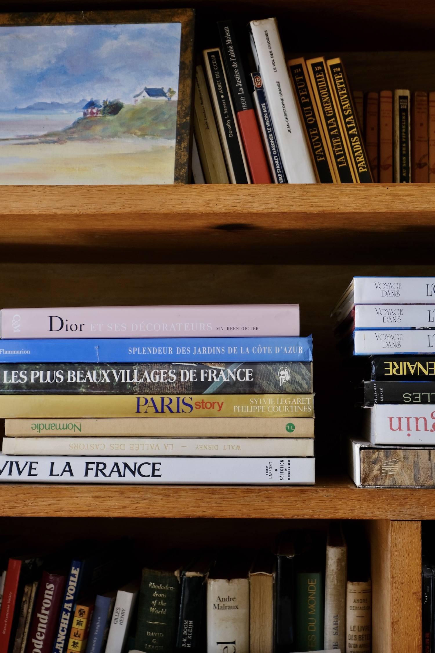 Coffee Table Books about France
