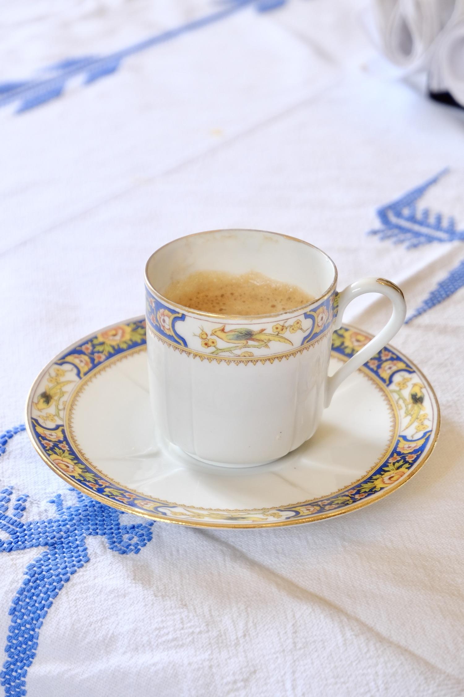 Limoges Espresso cup