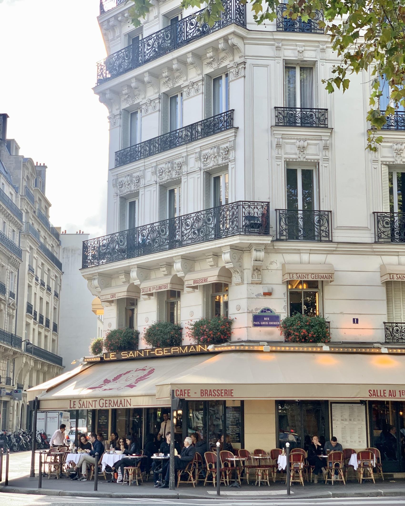 Le Saint Germain exterior