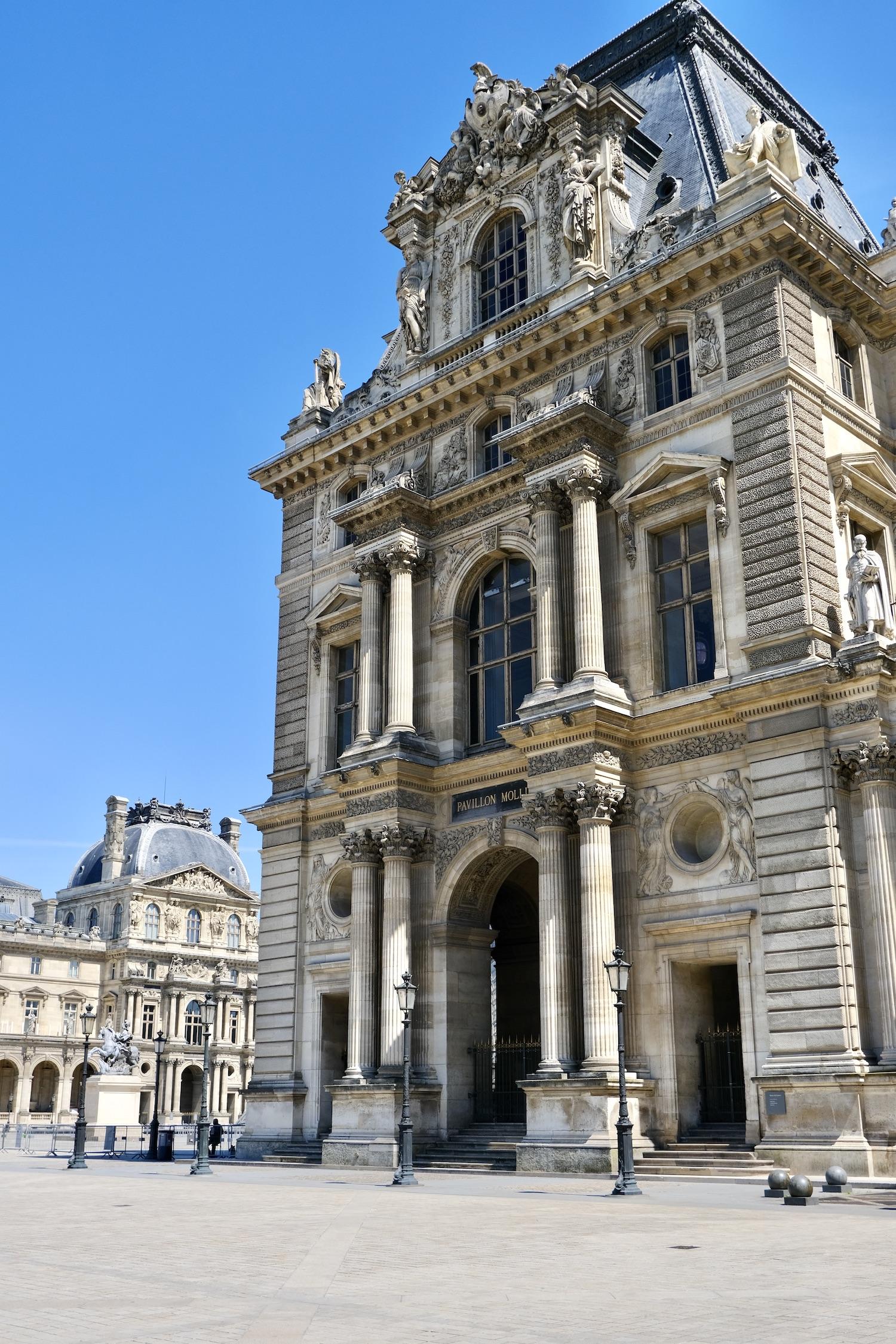 Musée du Louvre Architecture