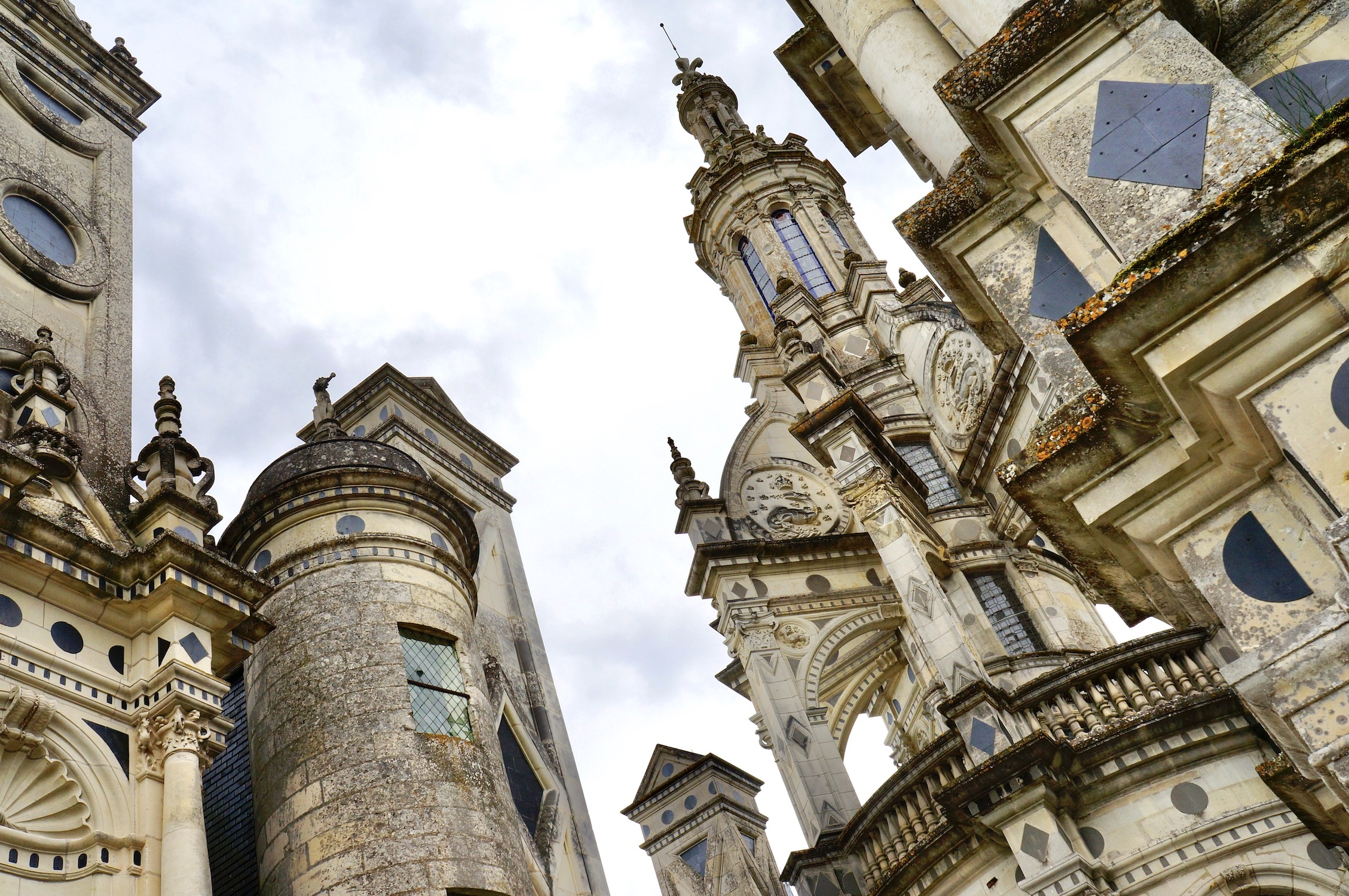 Chateau de Chambord France Virtual Tour