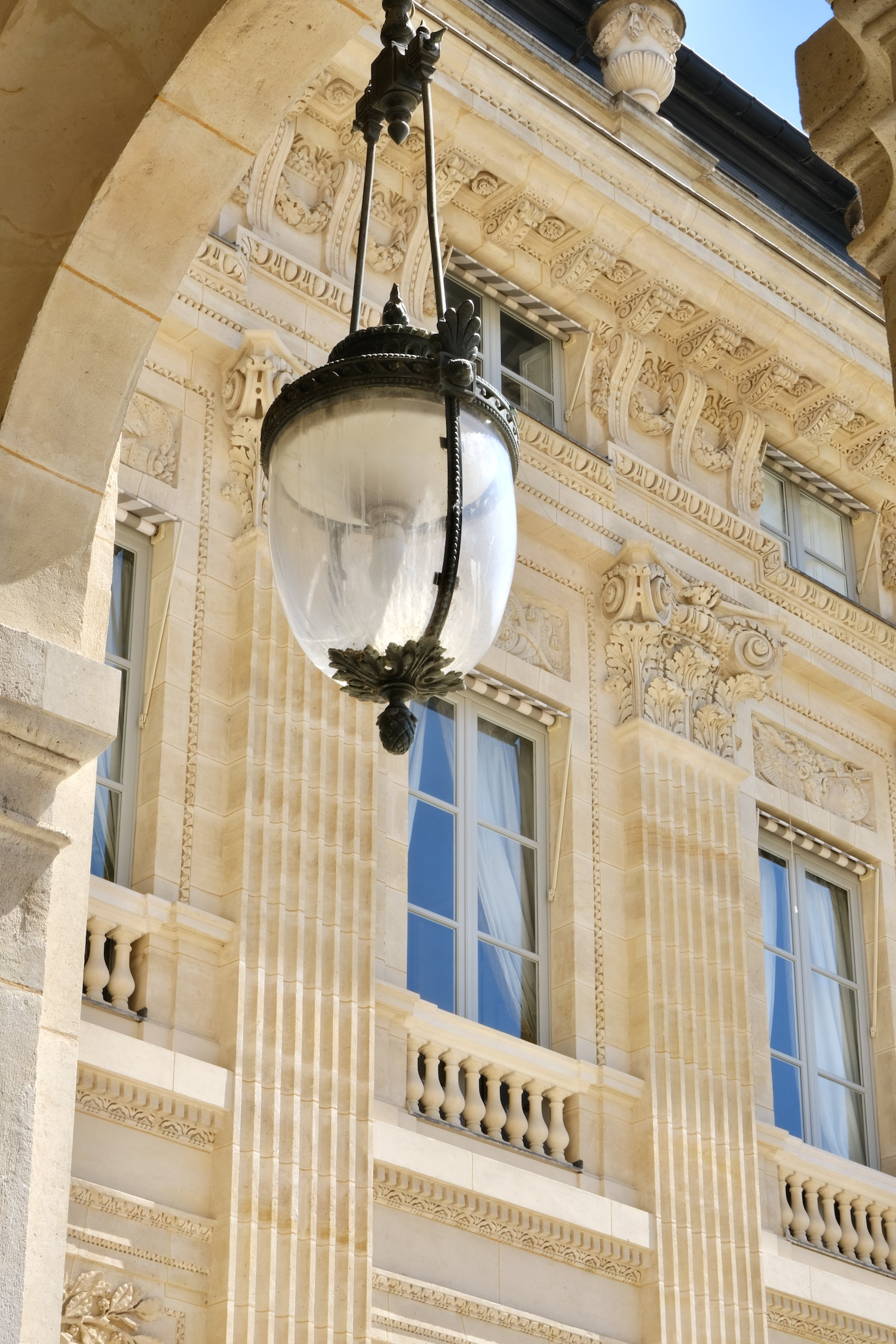 Five Friday Finds from France Palais-Royal Details