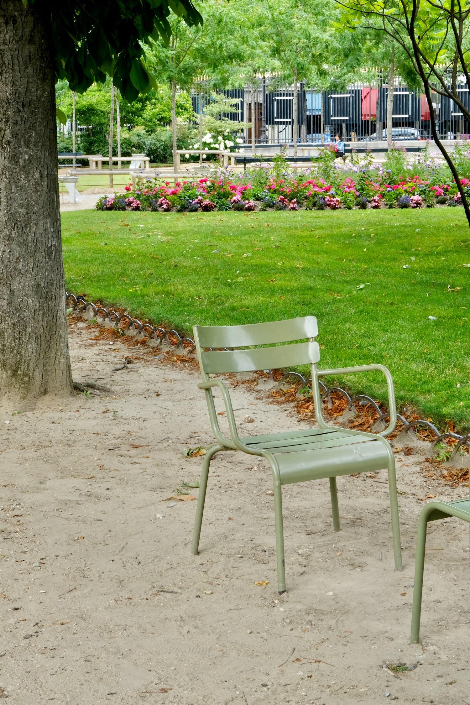Paris park chair