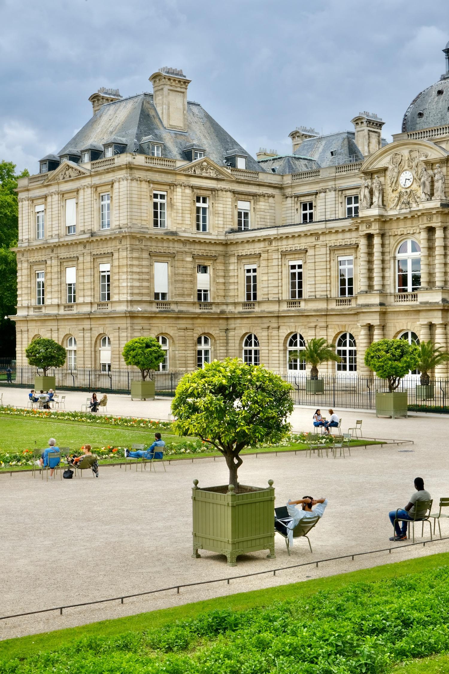 A walk through Jardin du Luxembourg