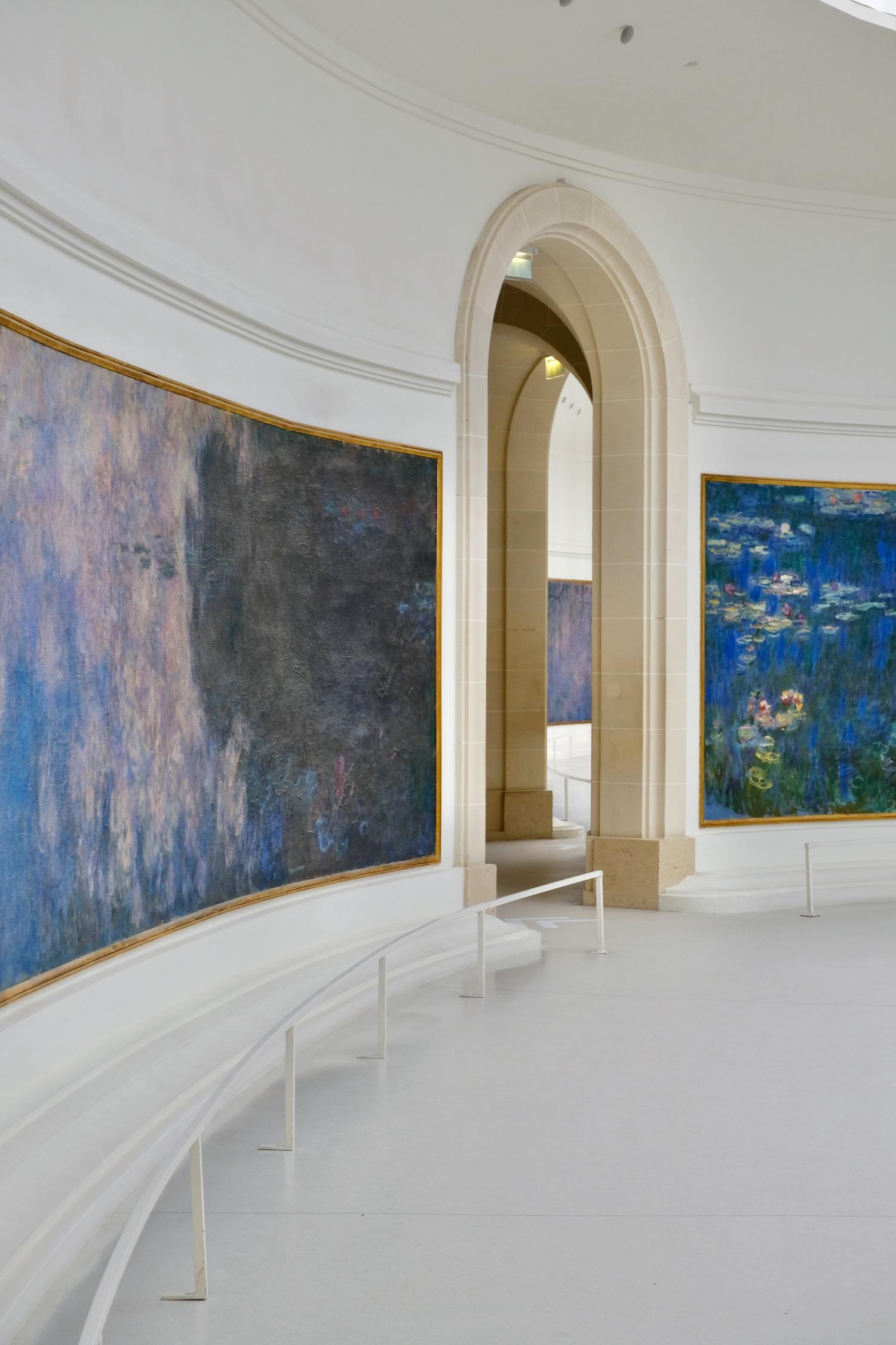 Reopening of museums in Paris Musée de l'Orangerie