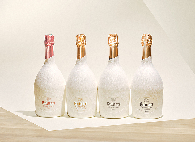Ruinart's New Eco-Packaging