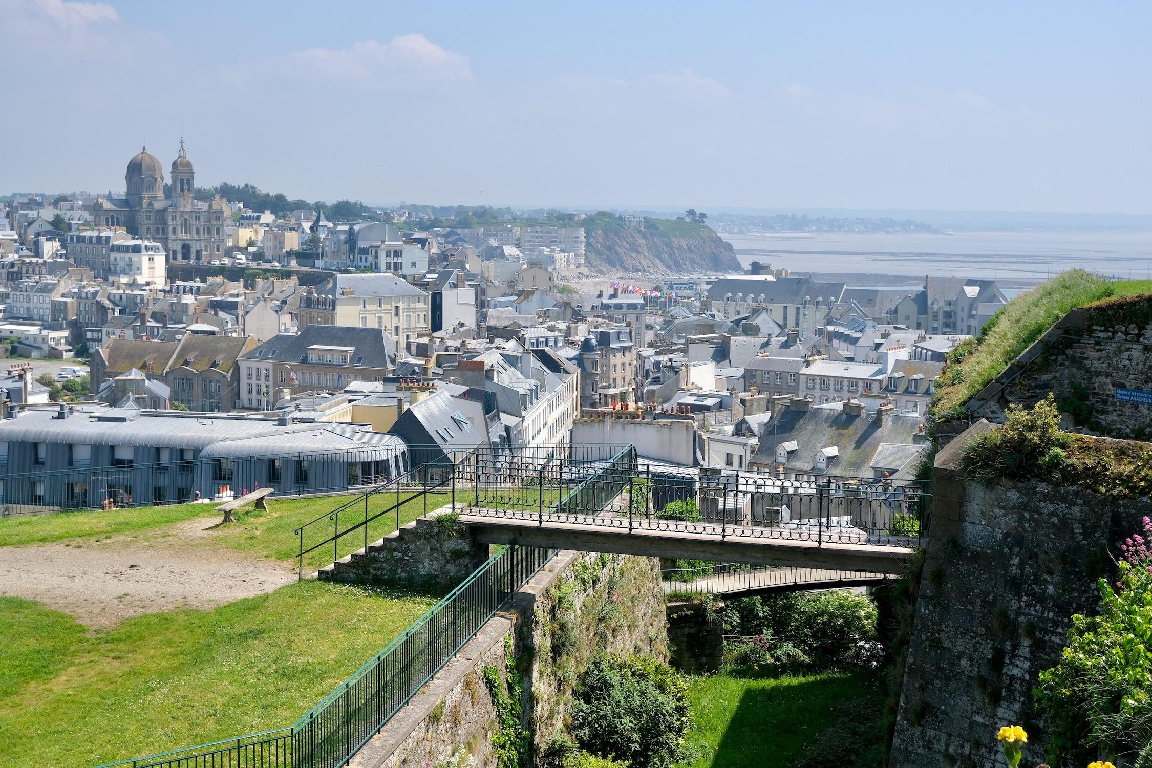 Granville La Manche Normandy