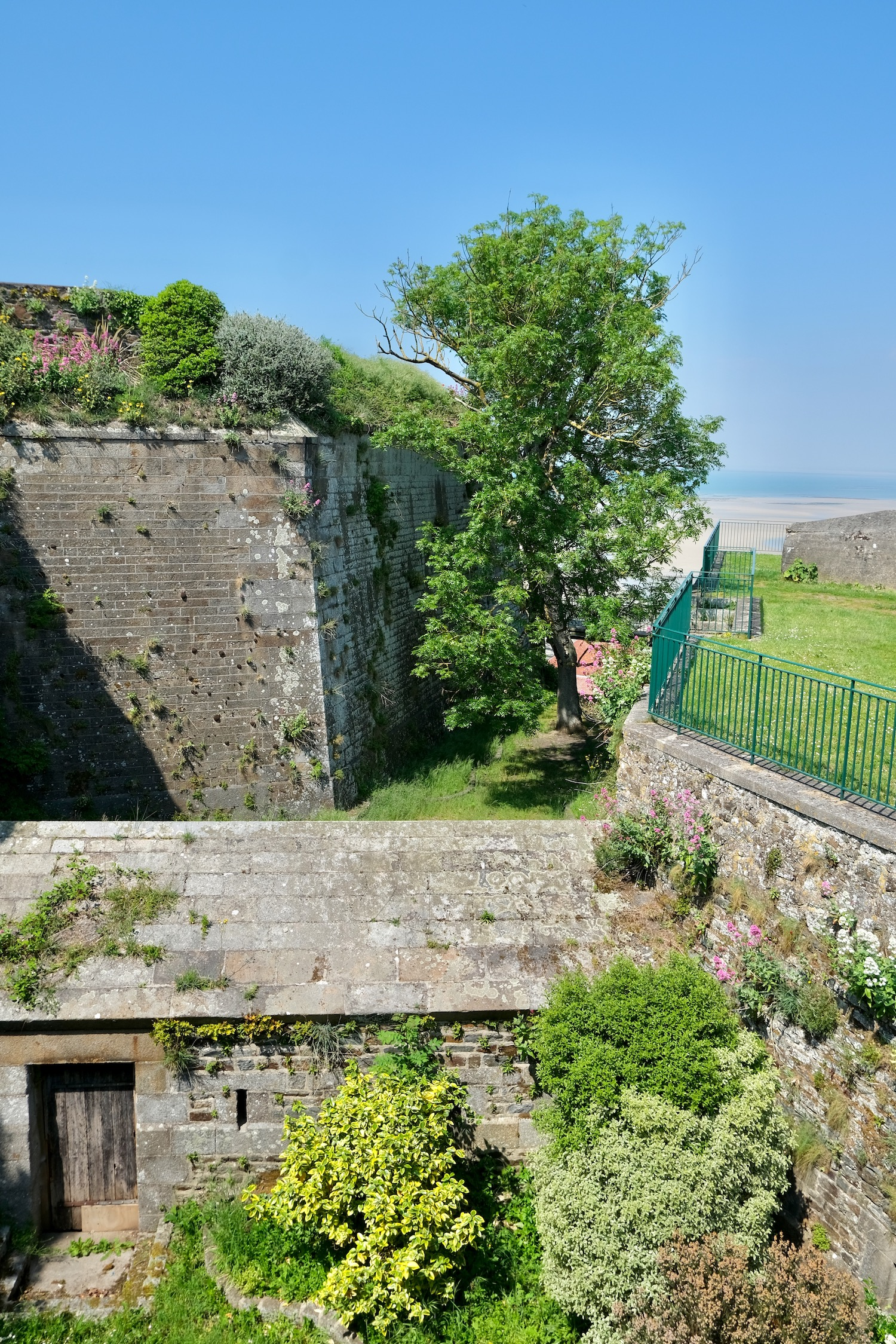 15th and 18th century fortifications