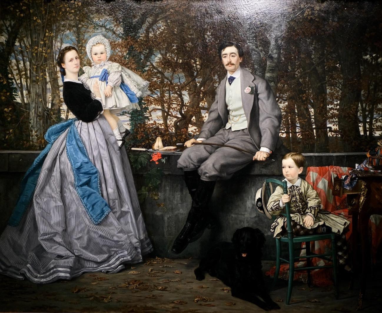 Paris current exhibit