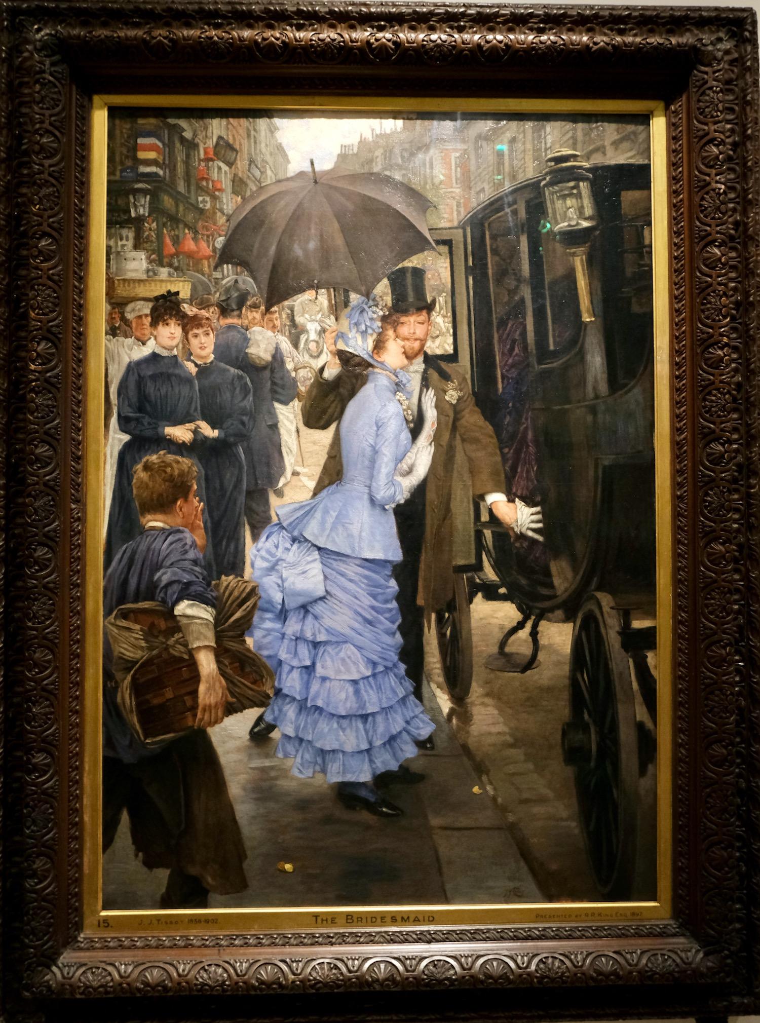 James Tissot Paris series