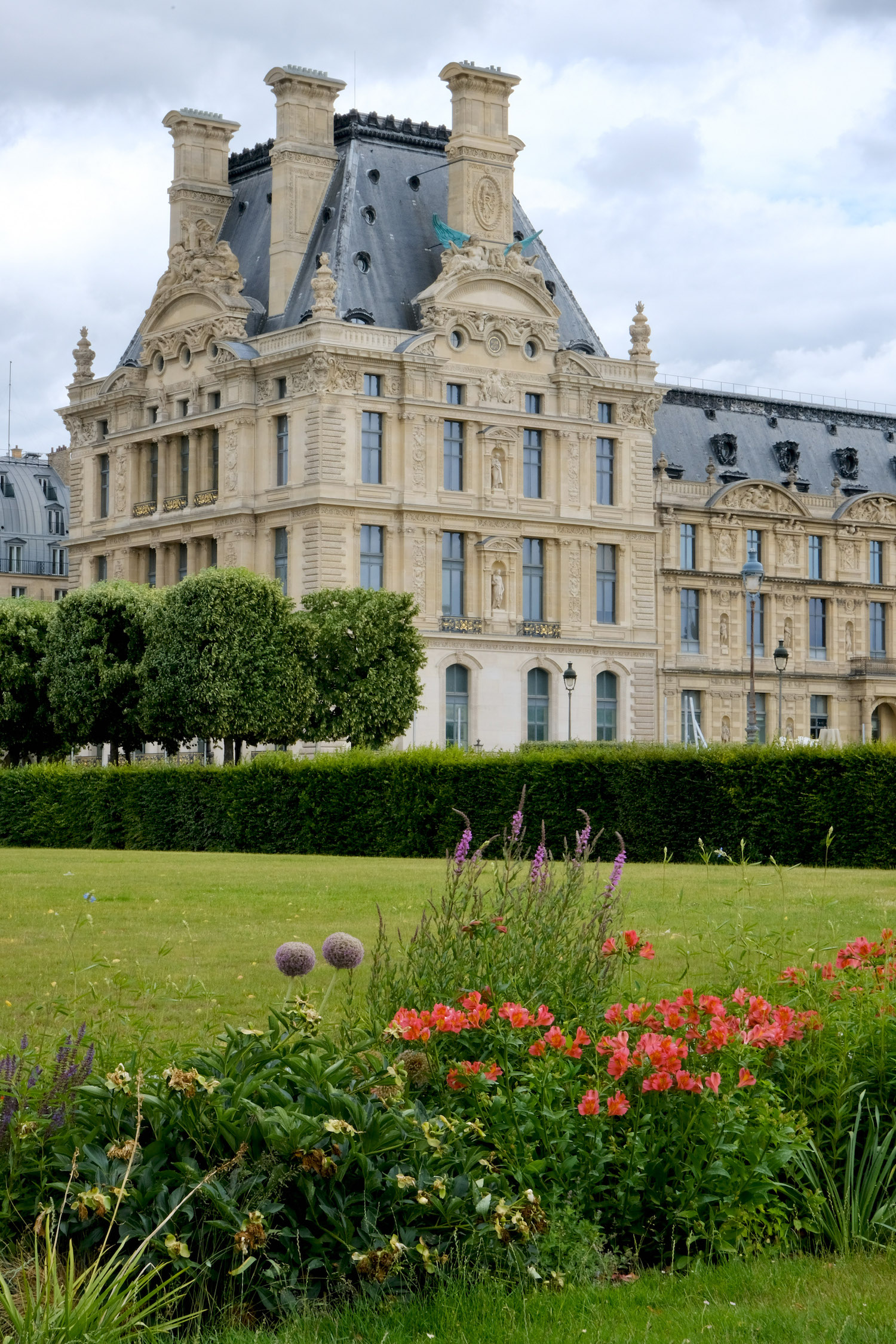 The Tuileries Garden wins the debate between Tuileries versus Luxembourg in Paris