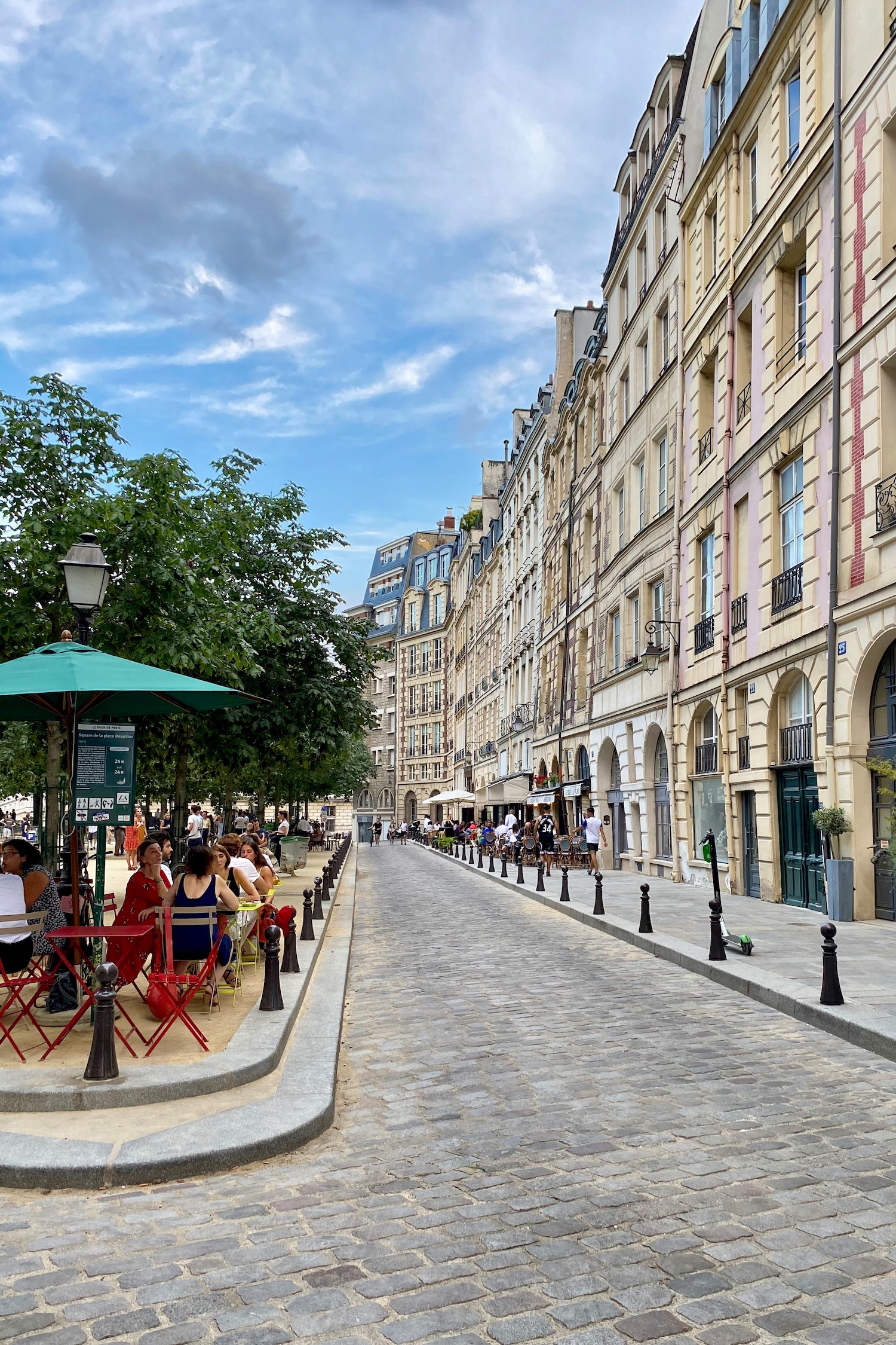 Weekend Links Place Dauphine