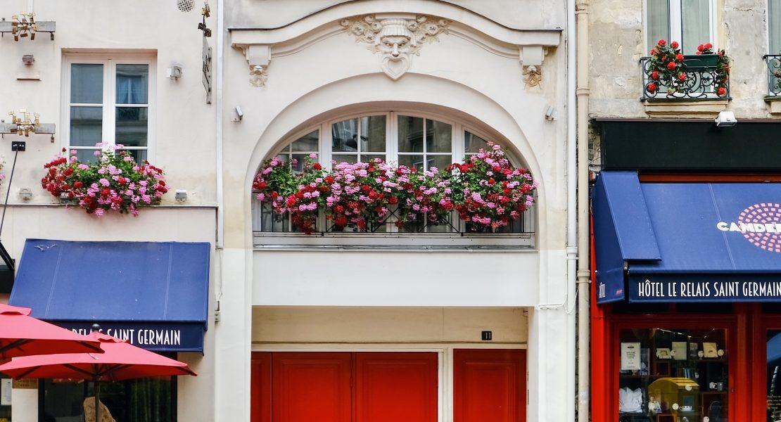Weekend Links Week Three Relais Saint Germain Facade Featured