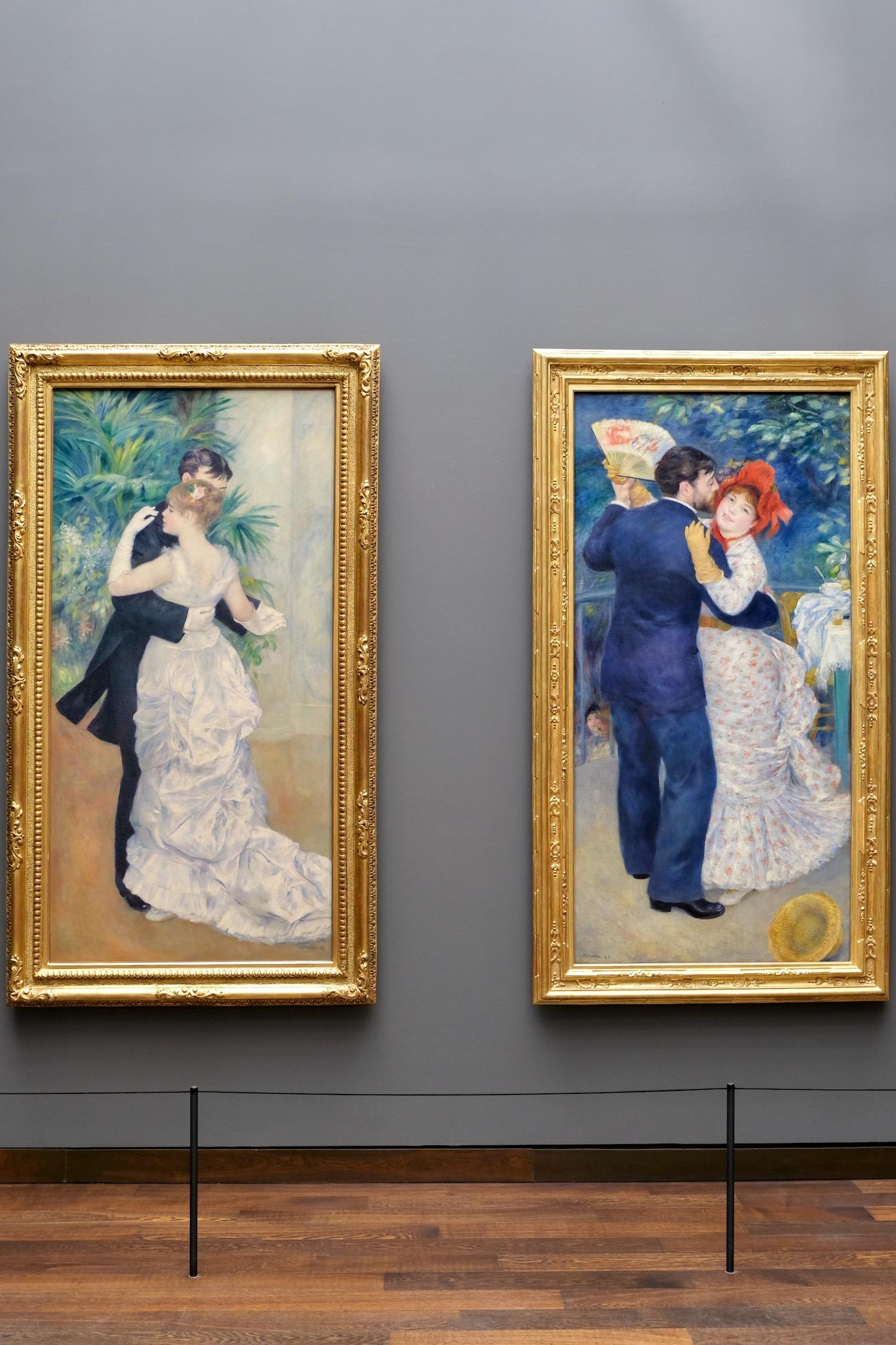 Musée d'Orsay Fifth Floor