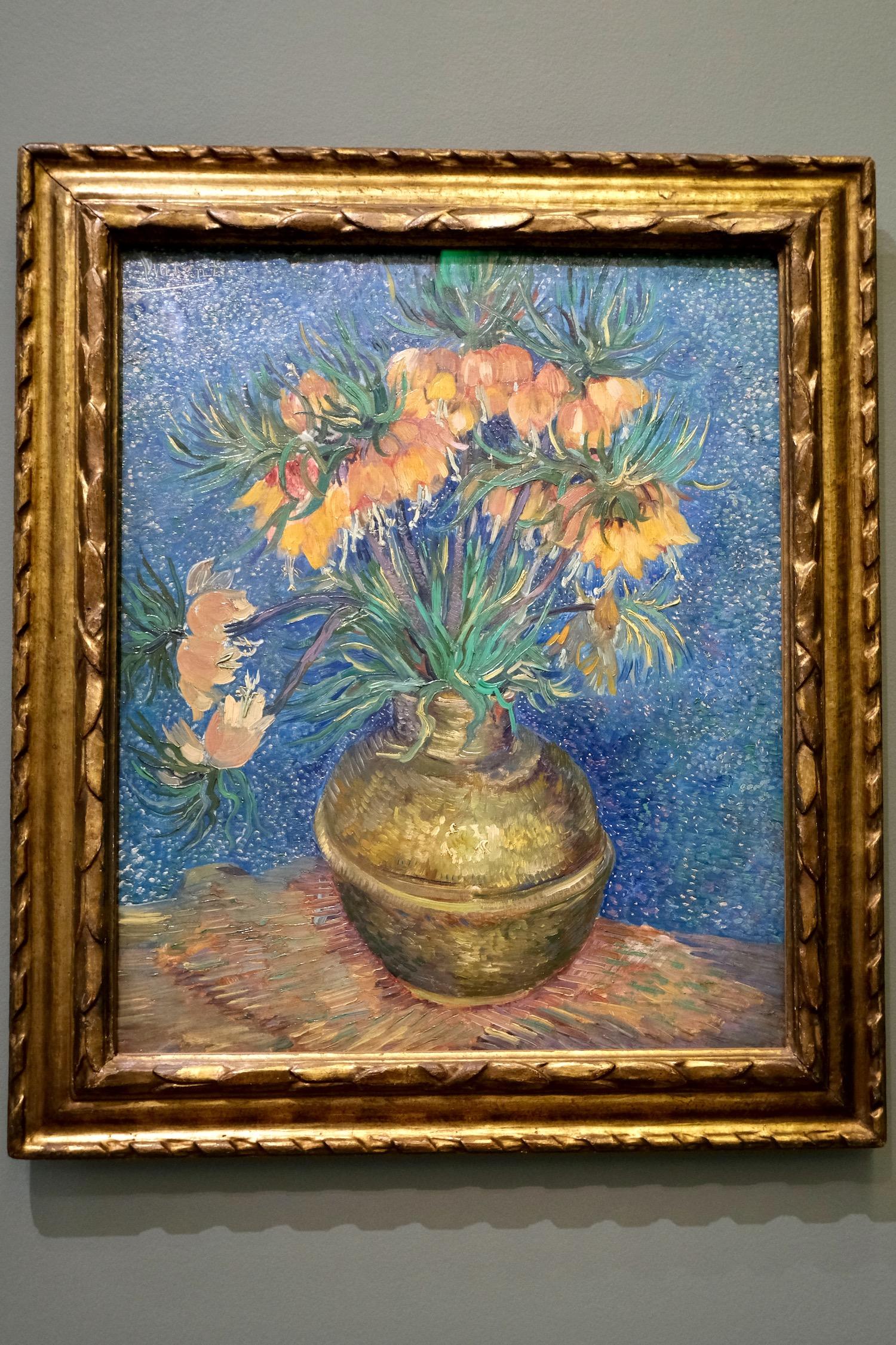Van Gogh still life